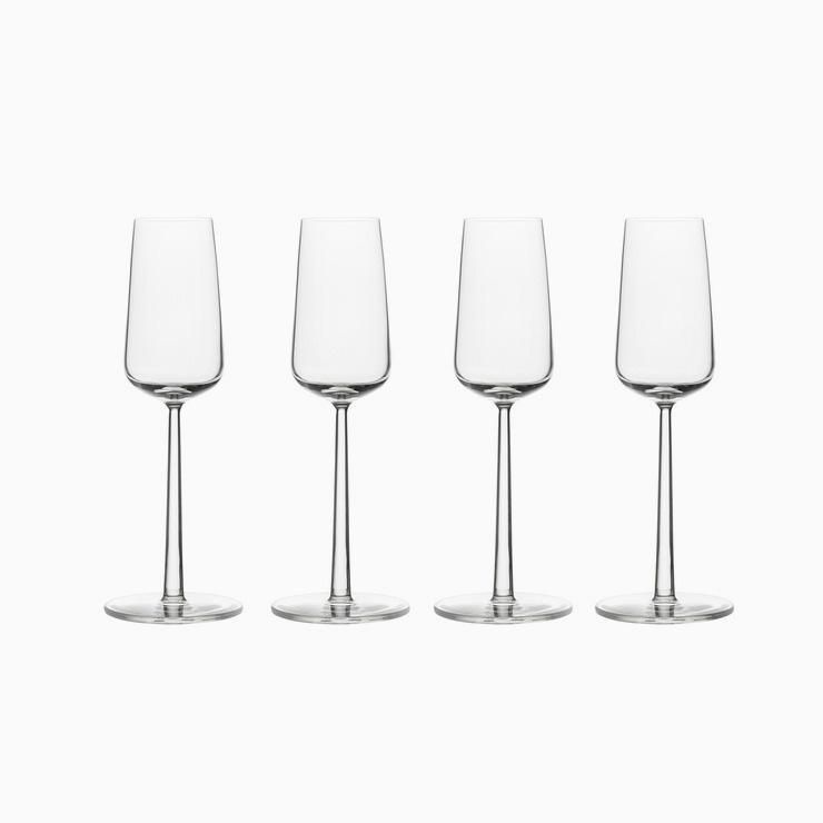 Iittala Champagne Glasses