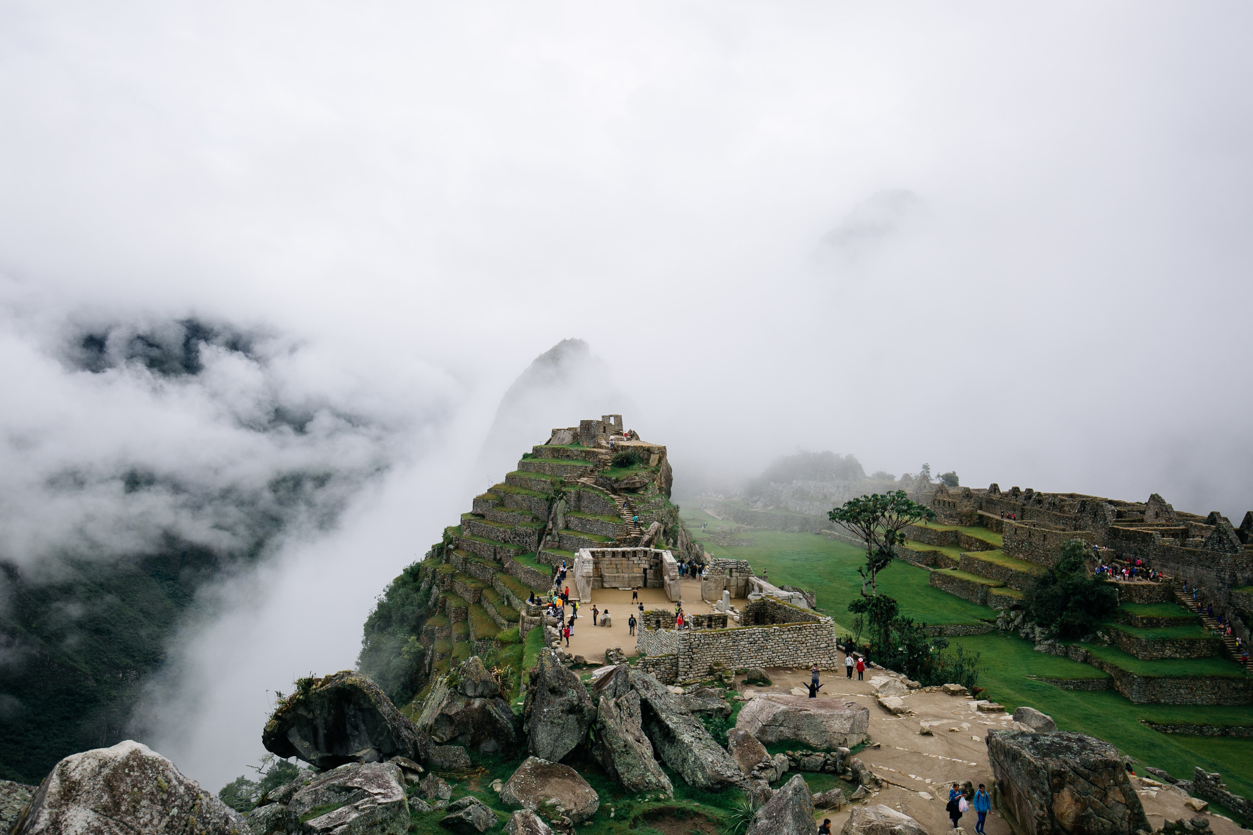 Old Brand New • Adventures in Peru
