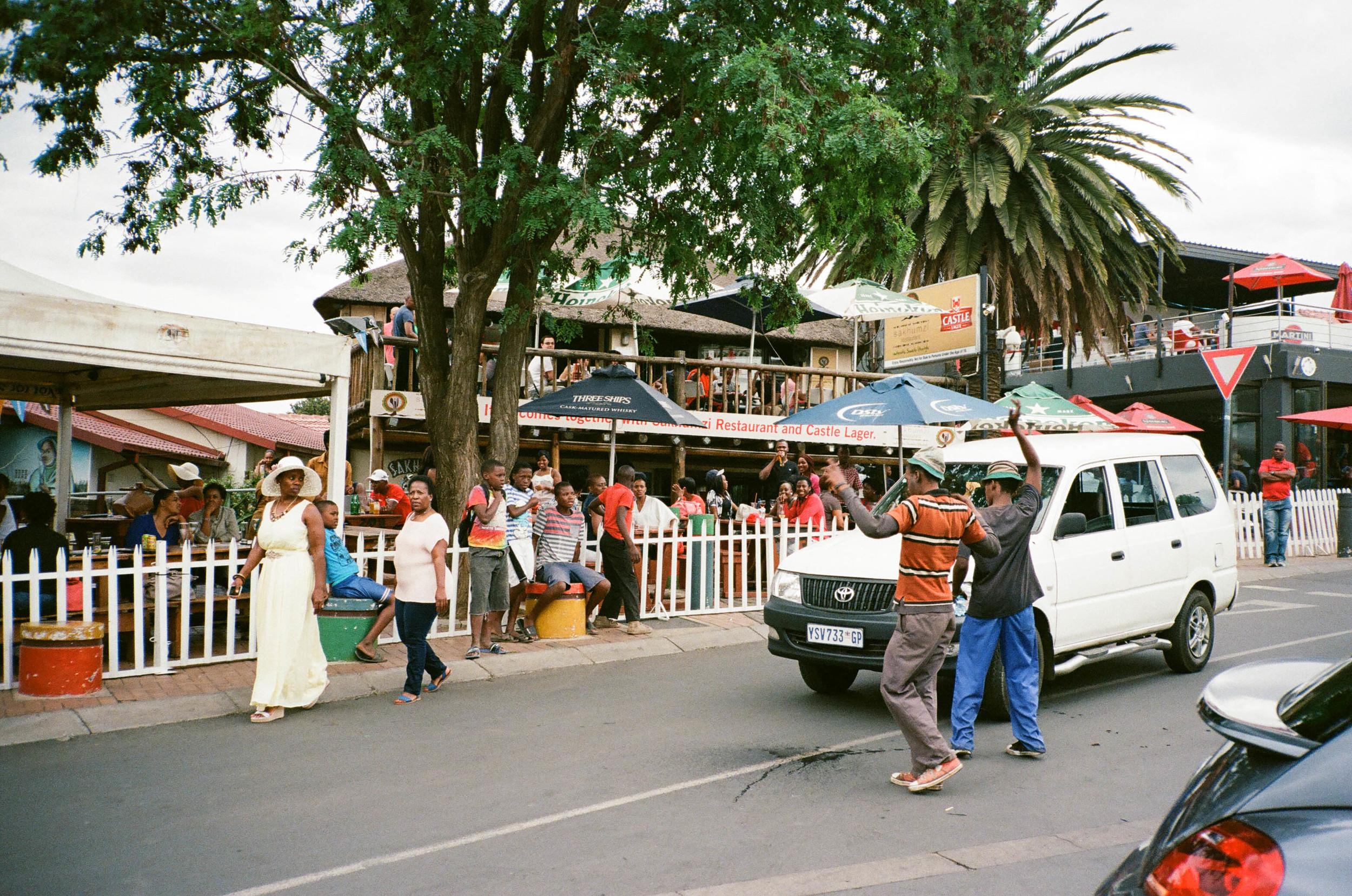 Vilazaki Street in Soweto