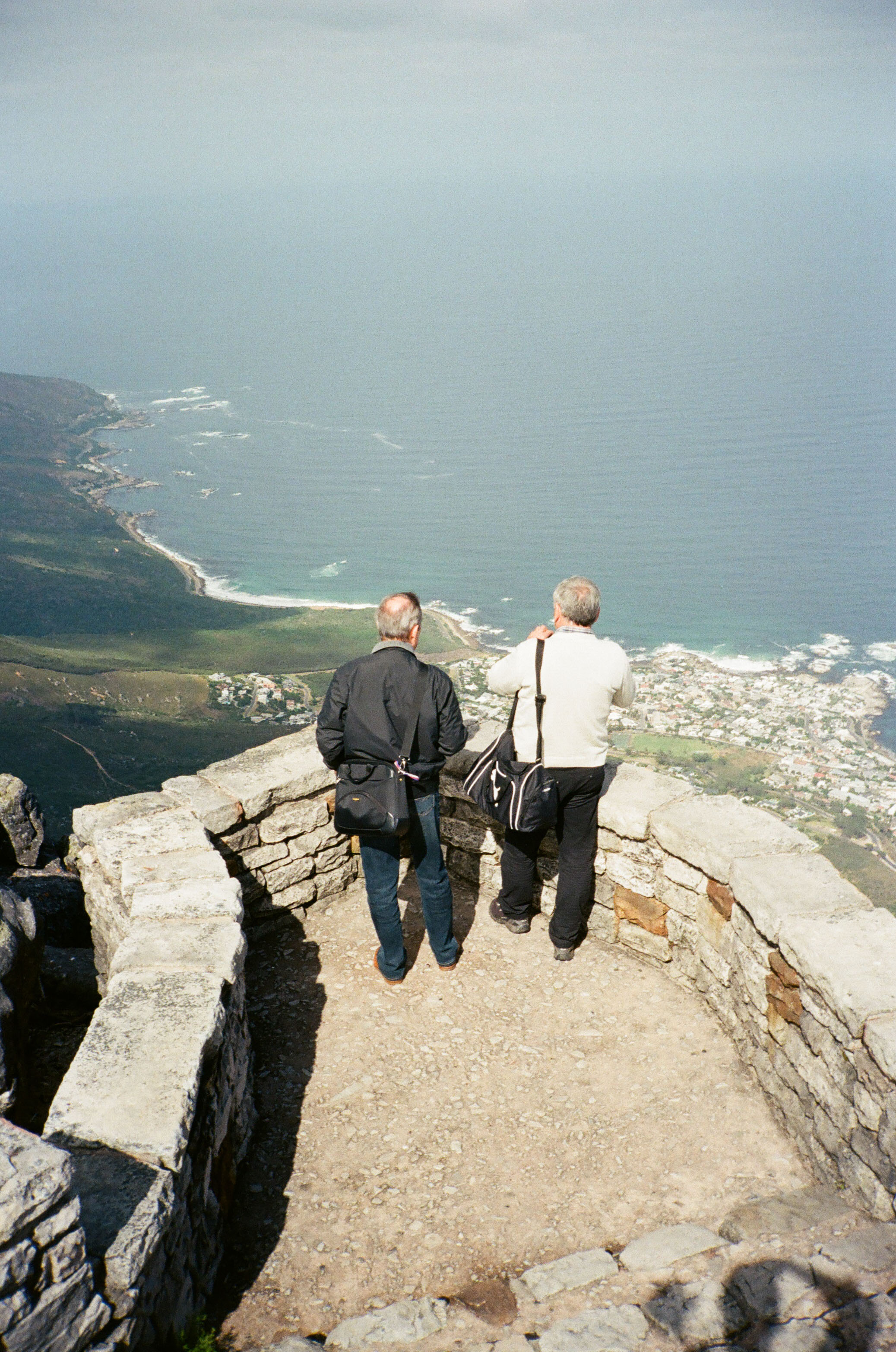Top of Table Mountain