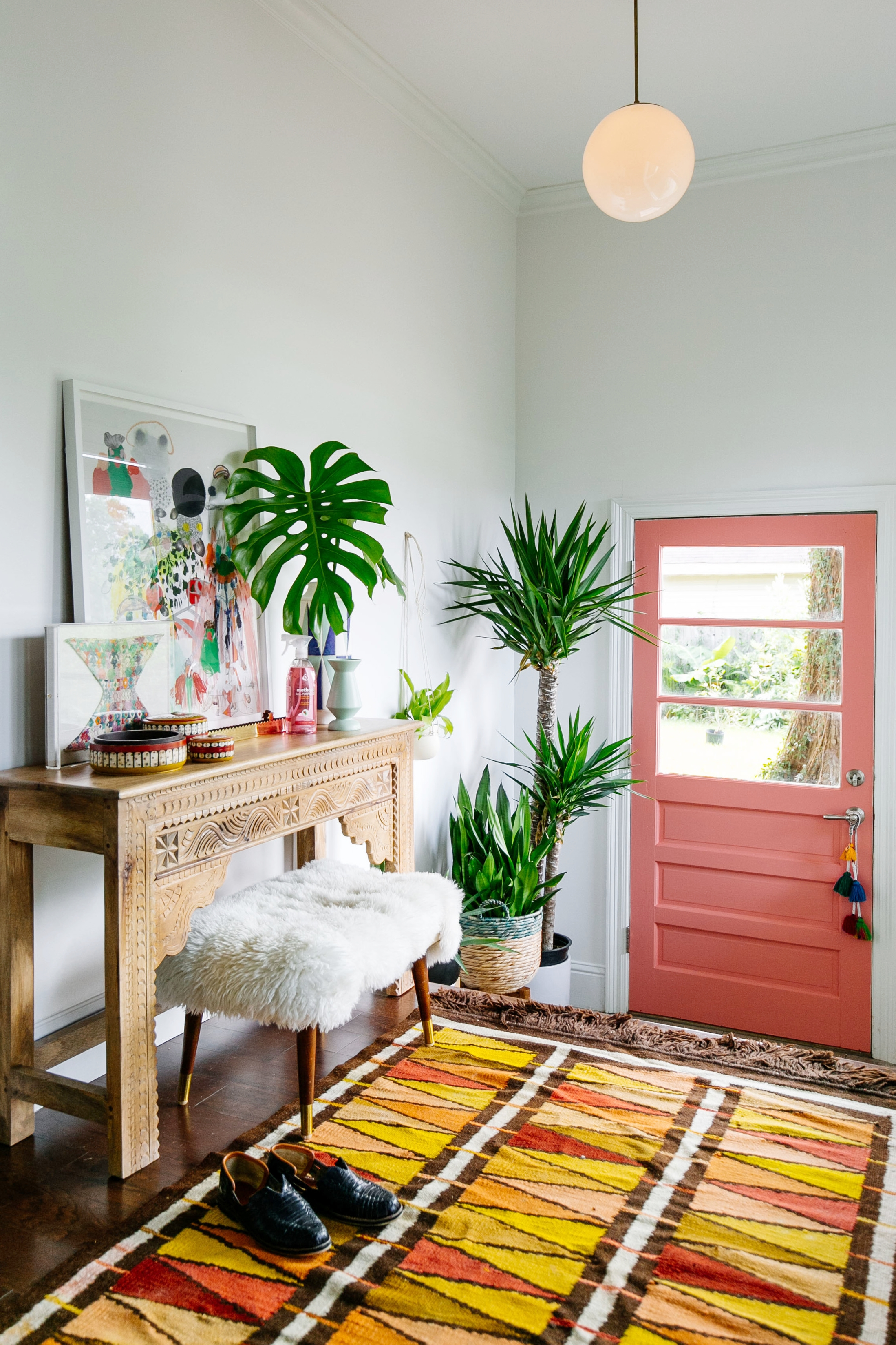 Old Brand New • Mudroom Makeover