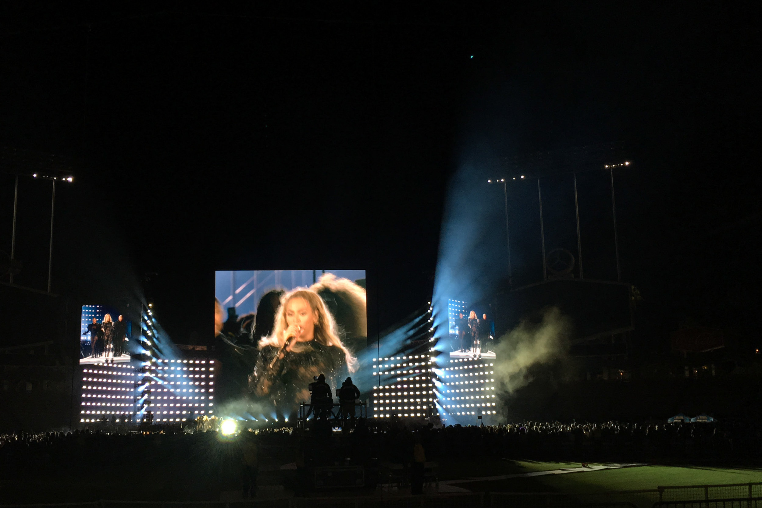 Old Brand New •Amex Access Beyonce