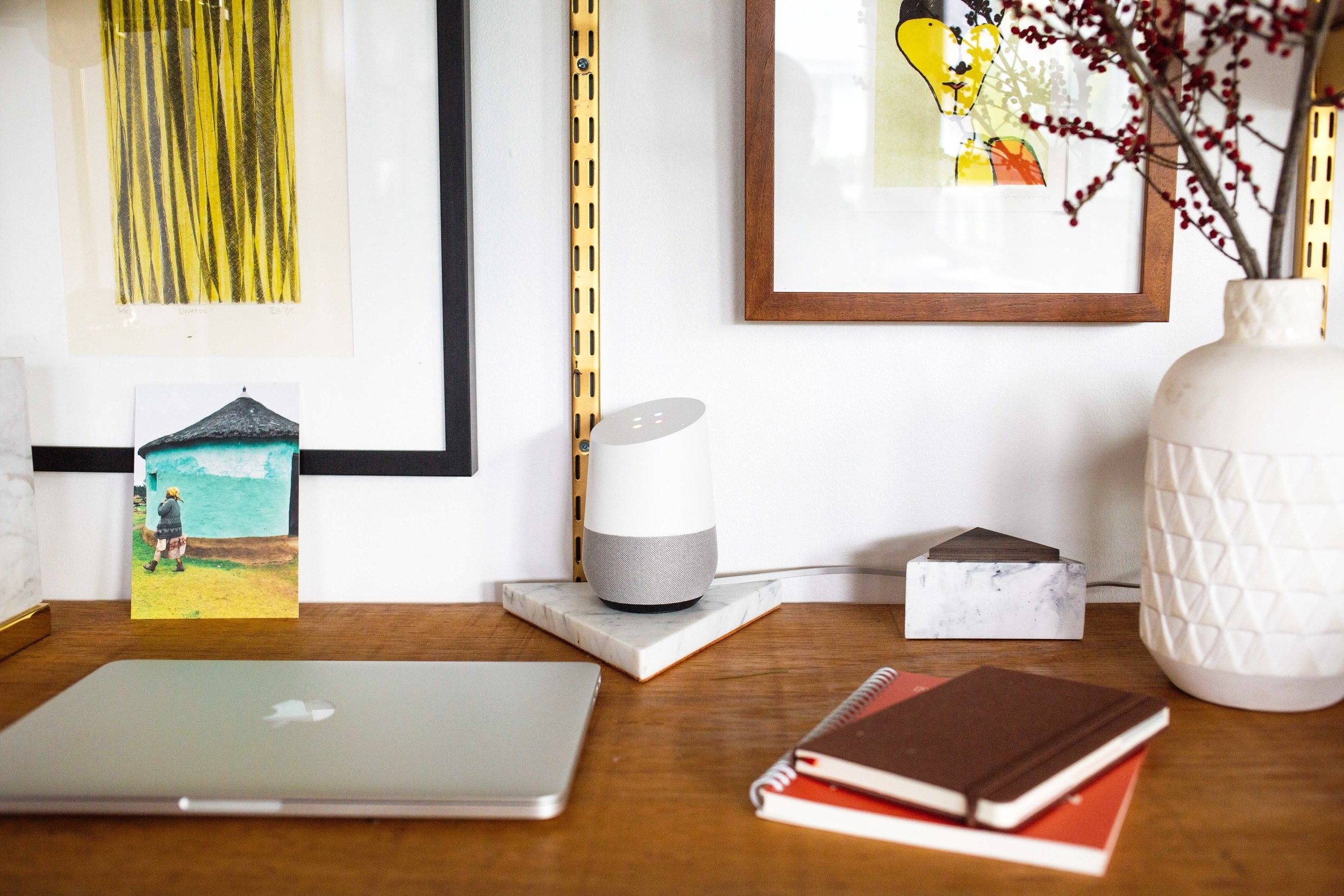 Old Brand New • Google Home