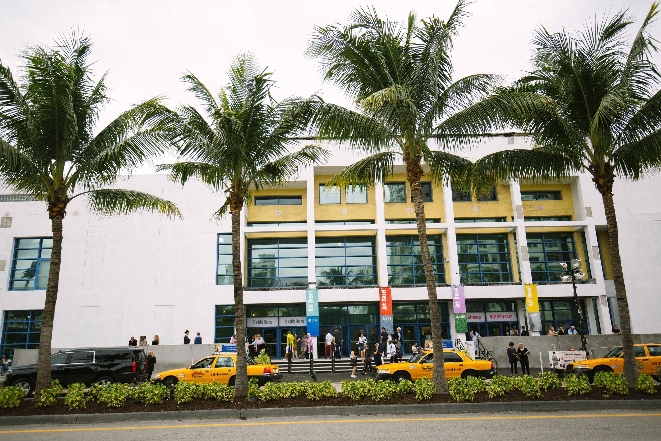 Old Brand New • InterContinental Miami Art Basel
