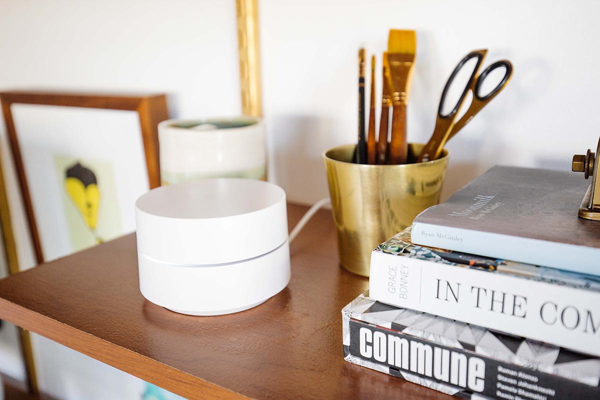 Old Brand New •Google Wifi