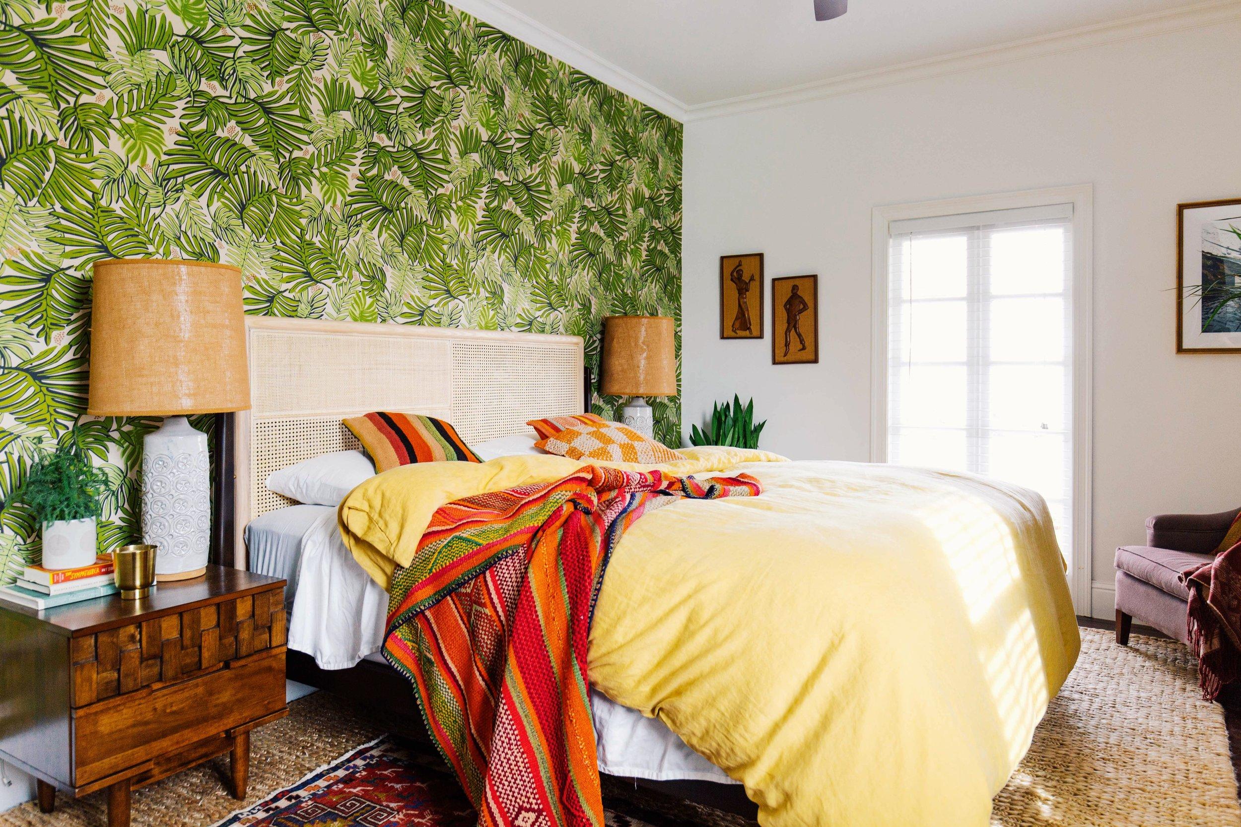 Old Brand New •Bedroom