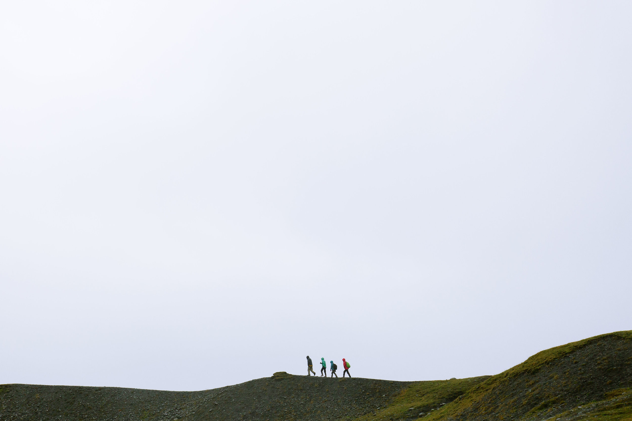 Old Brand New •Fleeing Moments in Iceland