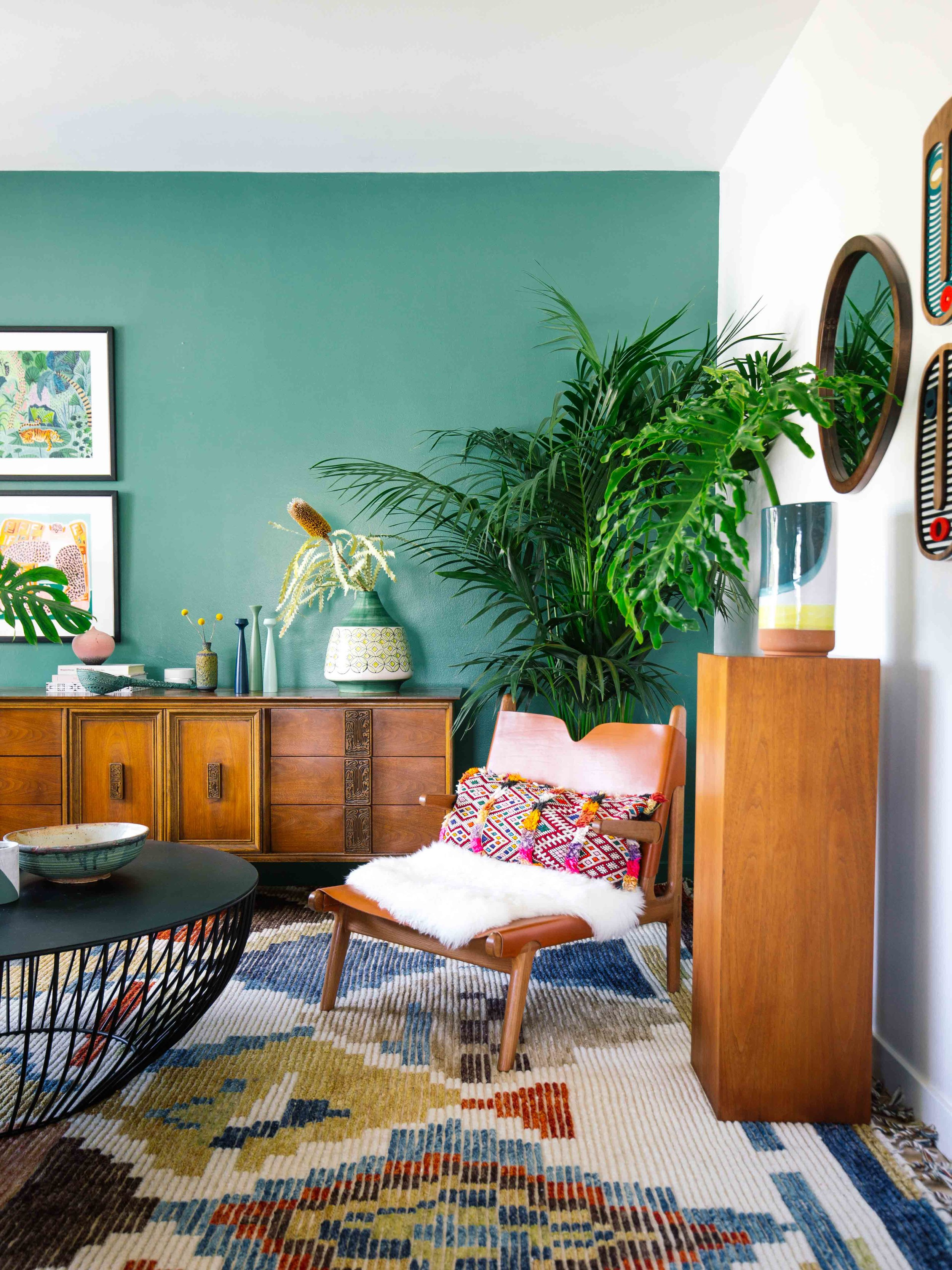 How to Use Color in an Open Floor Plan — OLD BRAND NEW