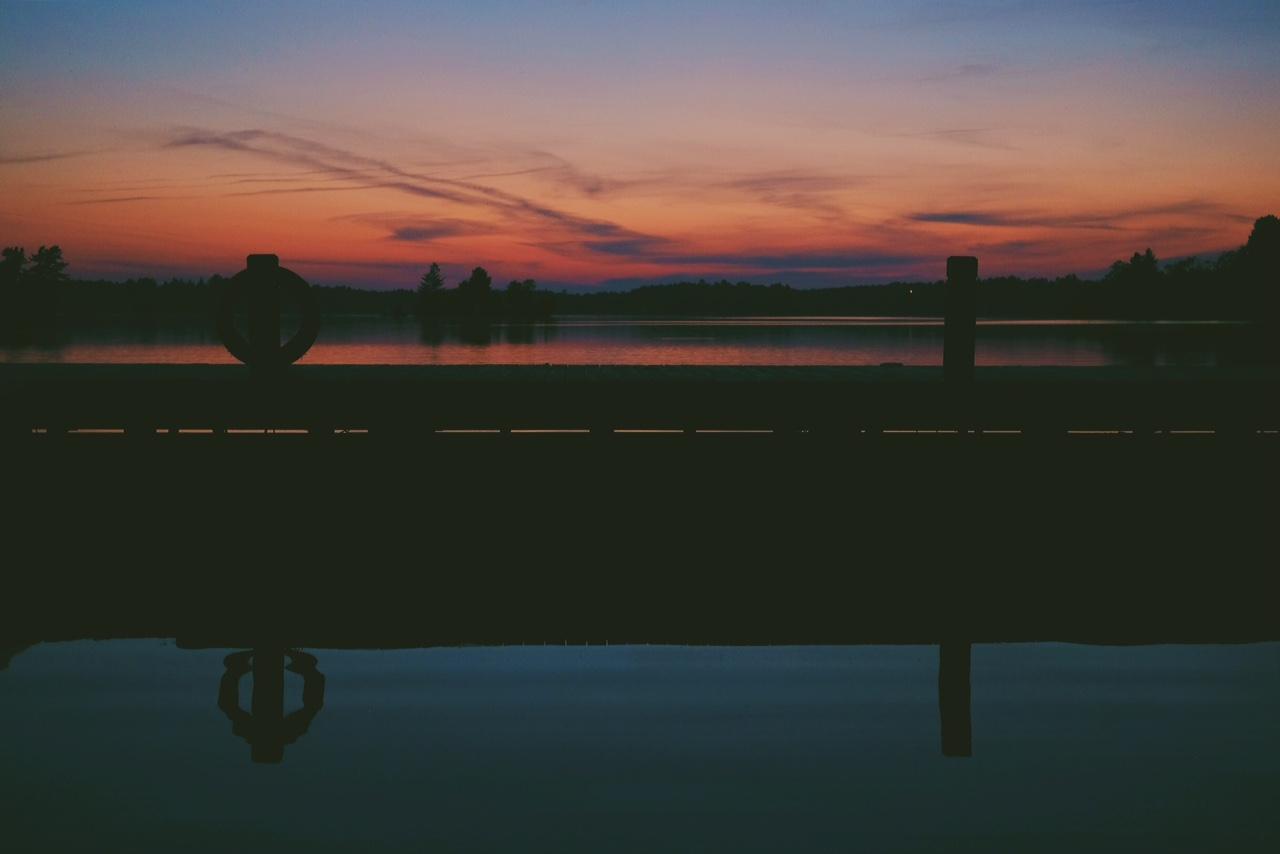 Lake Muskoka.Photo, Graeme Stewart-Robertson, 2015