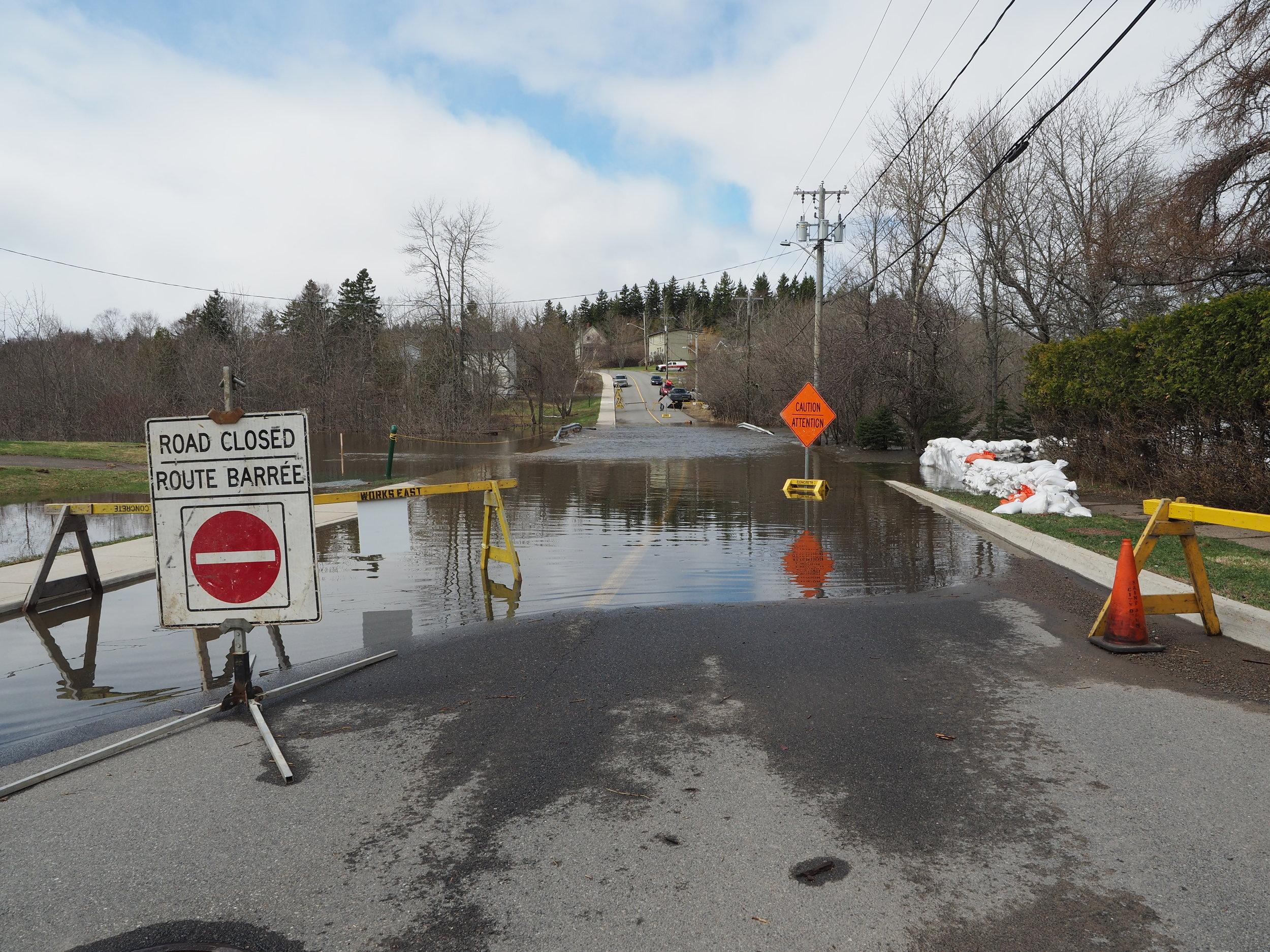 Saint John River Flood, 2019