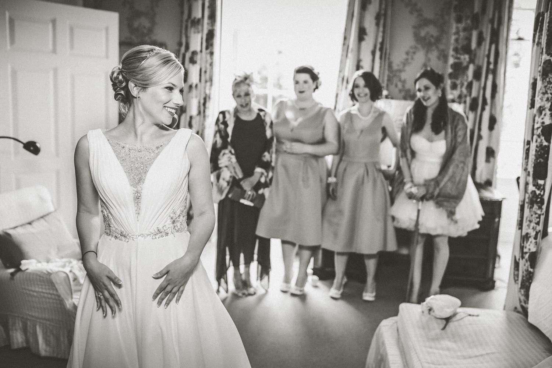 The Natural Bride // Faye Brown // 11 Jun  Biddick Hall