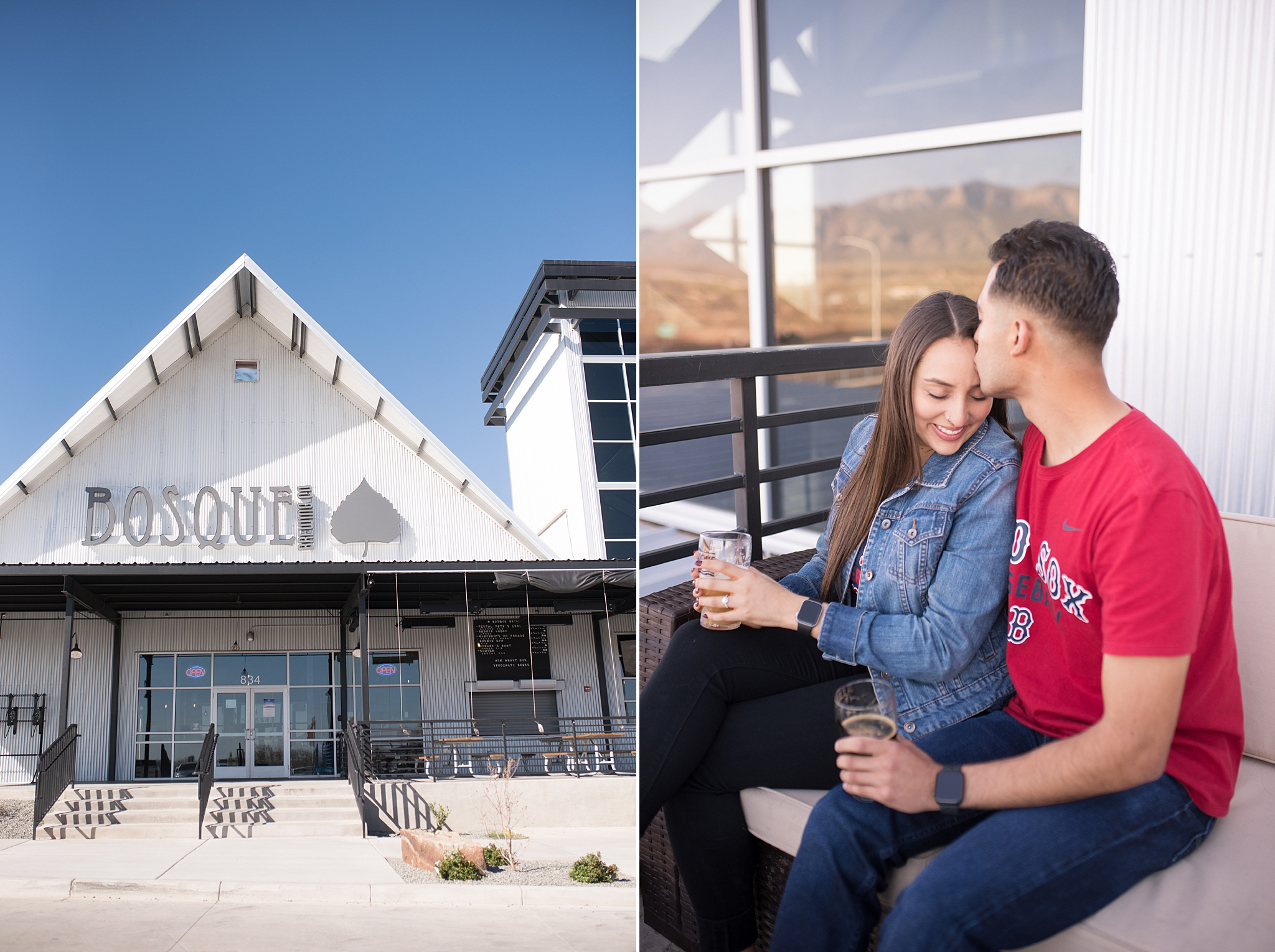 bosque brewery engagement session placitas mountains foothills albuquerque wedding photography new mexico wedding photographer kayla kitts photography_0005.jpg