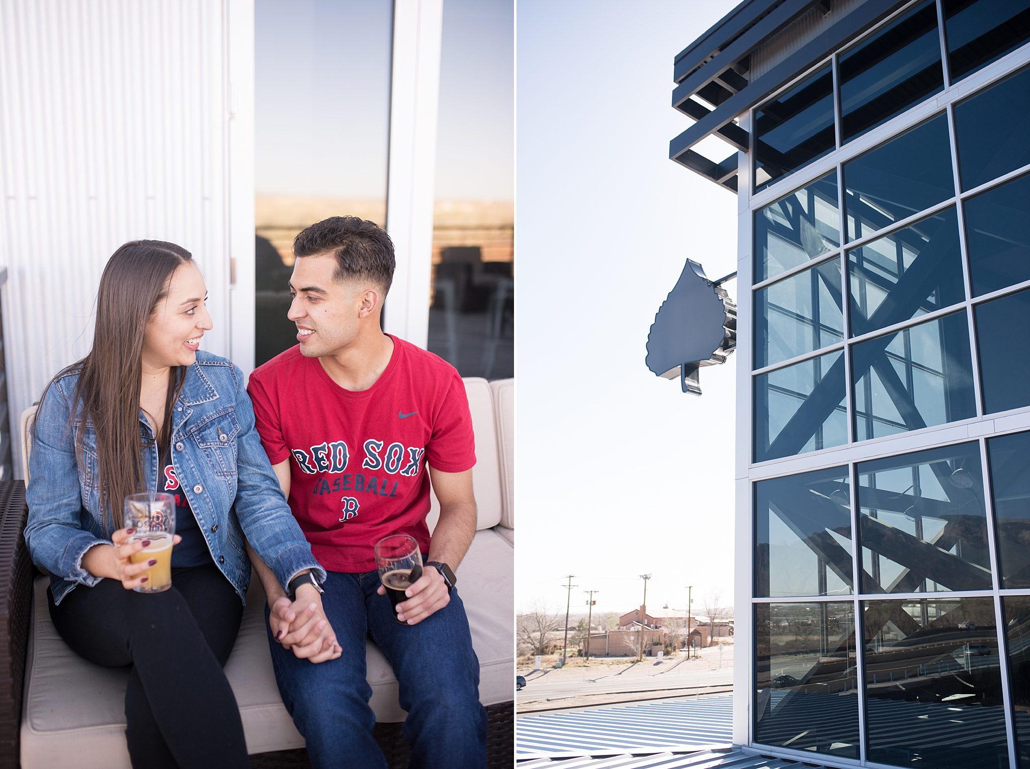 bosque brewery engagement session placitas mountains foothills albuquerque wedding photography new mexico wedding photographer kayla kitts photography_0009.jpg