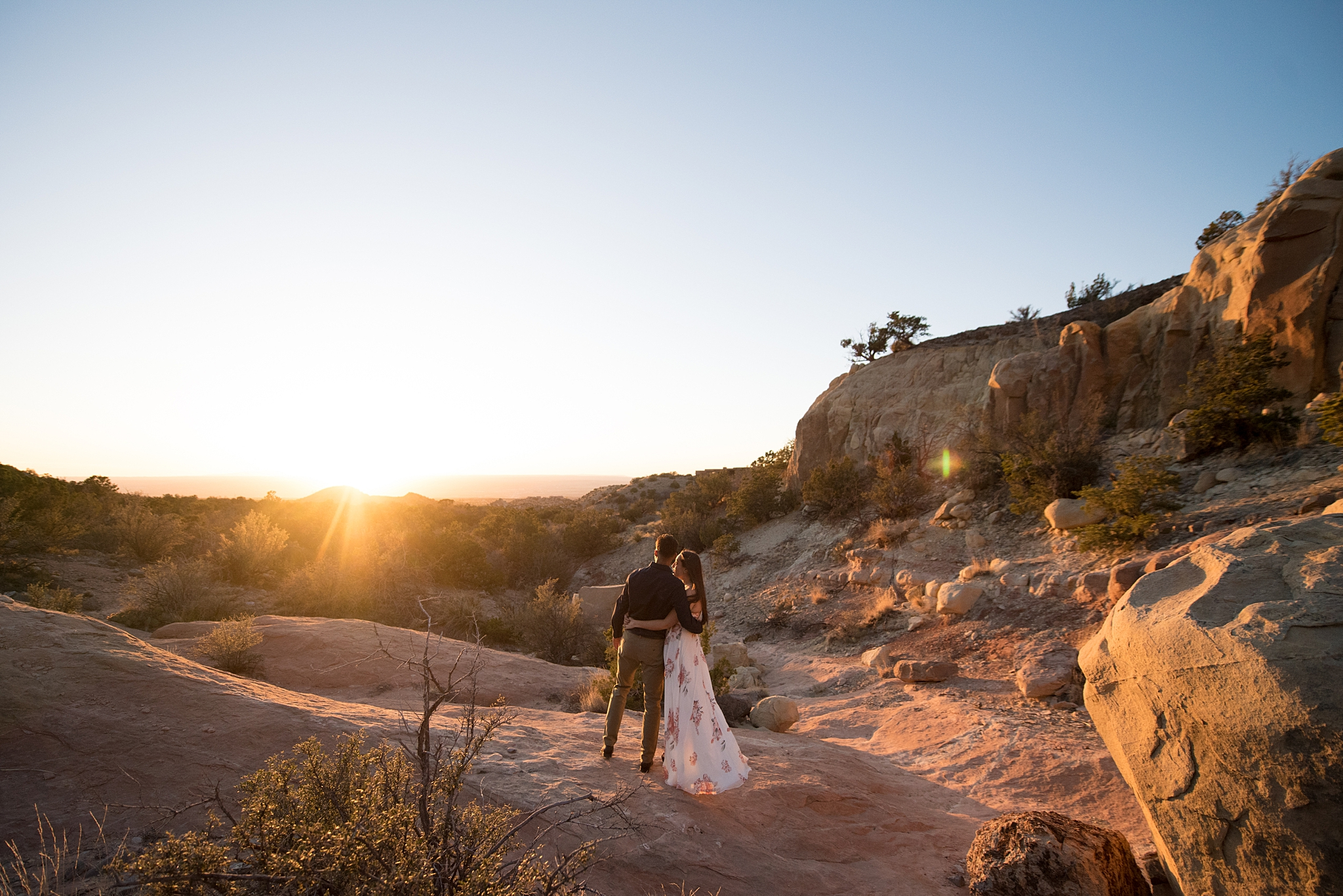 bosque brewery engagement session placitas mountains foothills albuquerque wedding photography new mexico wedding photographer kayla kitts photography_0020.jpg