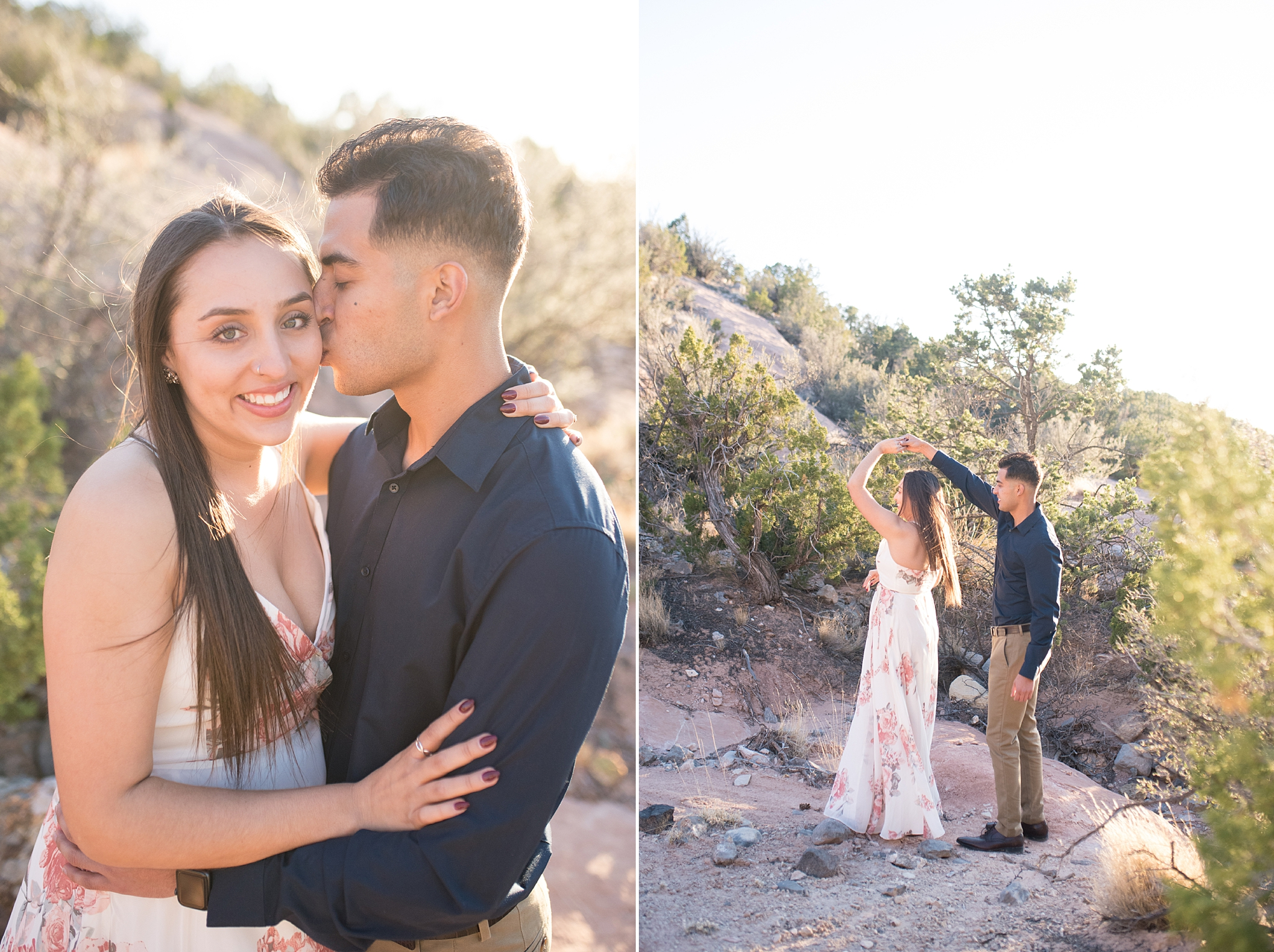 bosque brewery engagement session placitas mountains foothills albuquerque wedding photography new mexico wedding photographer kayla kitts photography_0022.jpg