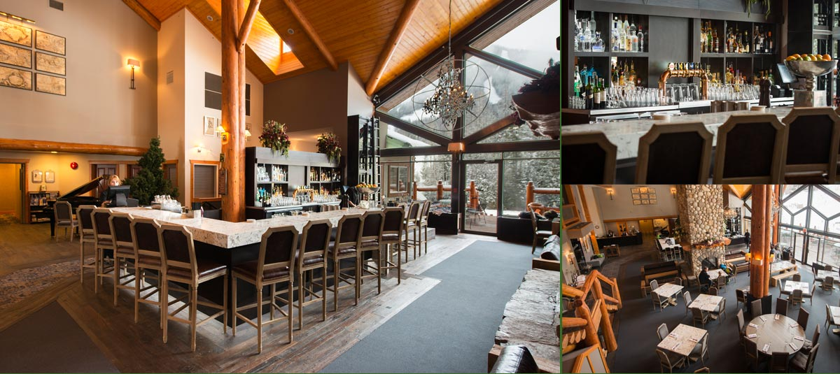 Everything you would want in a full service lodge