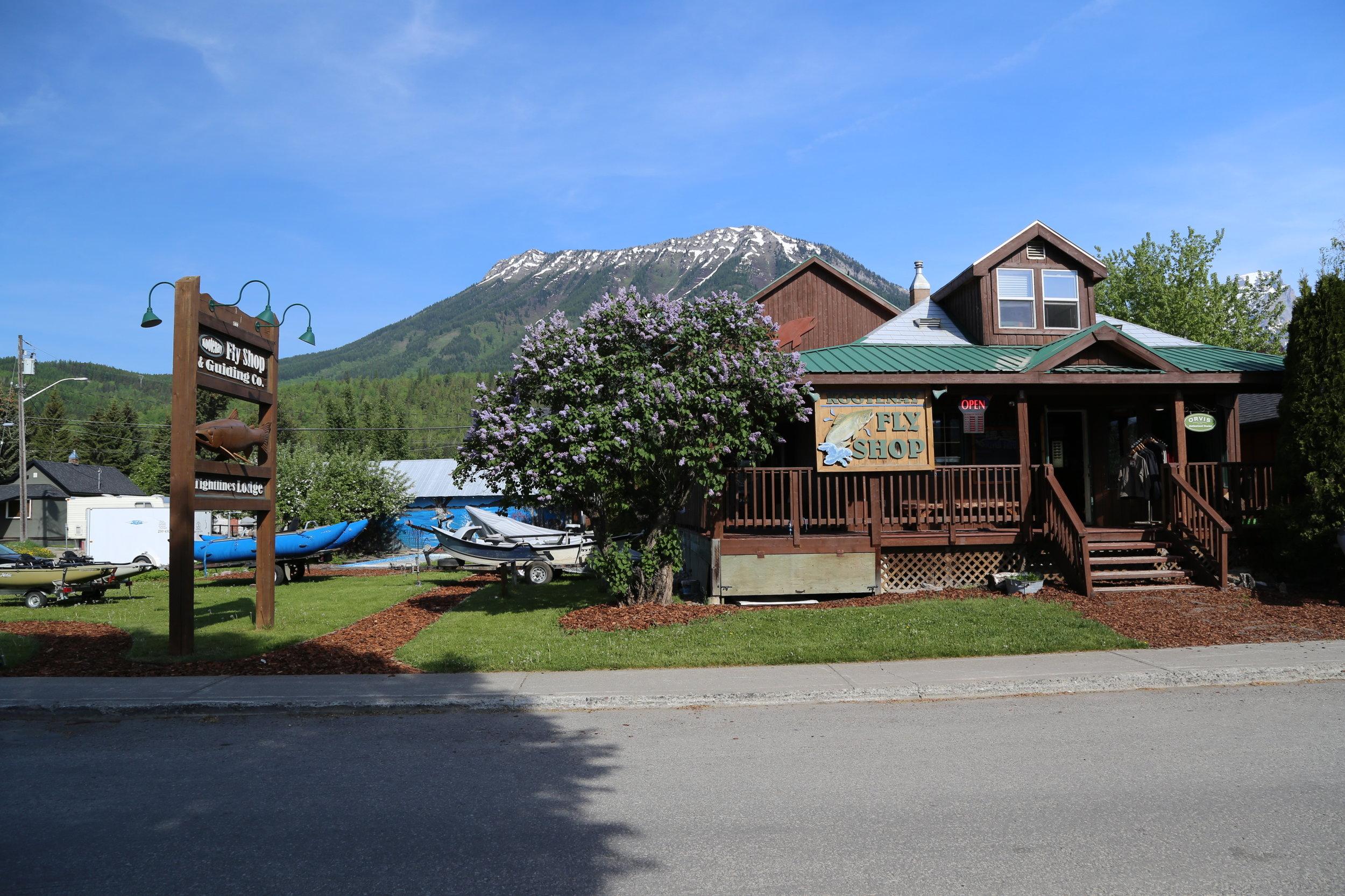 Fernie Tightlines Lodge