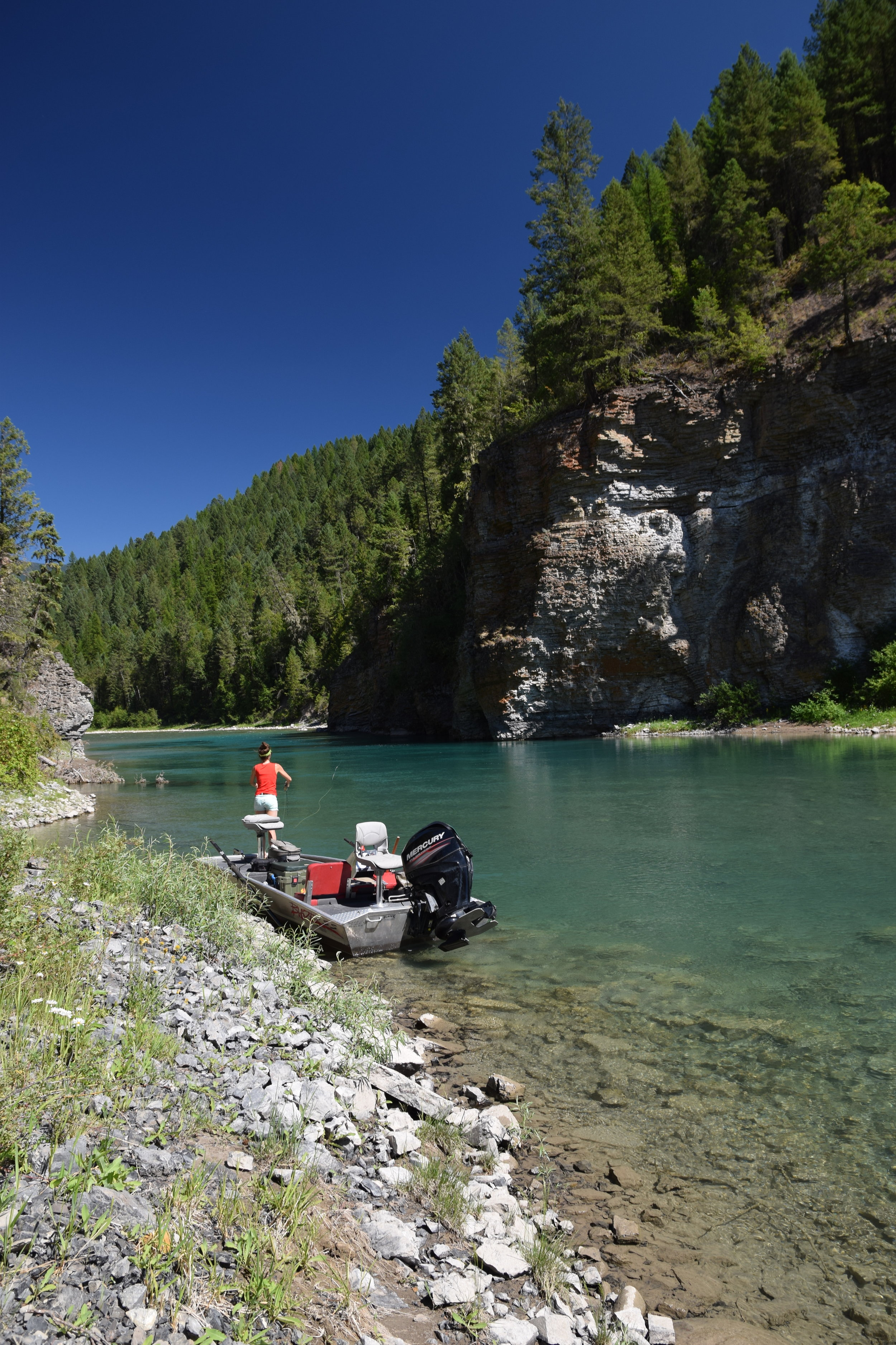 Bull River jet trips just 40 minutes from Fernie