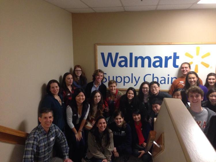 Visit to Walmart Distribution Center @ New Braunfels