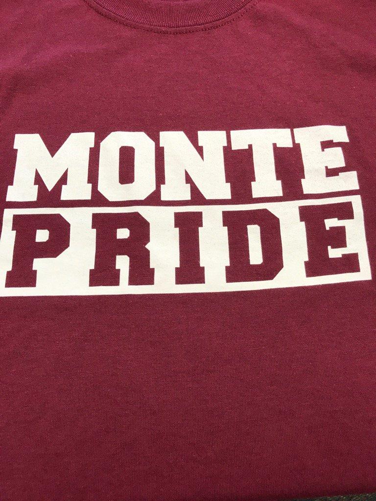 Monte Pride Shirt Logo