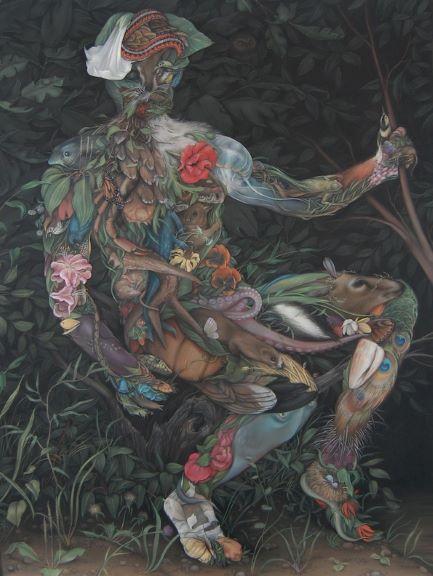 Zachari Logan - A Natural History of Unnatural ThingsApril 28 - August 28, 2016