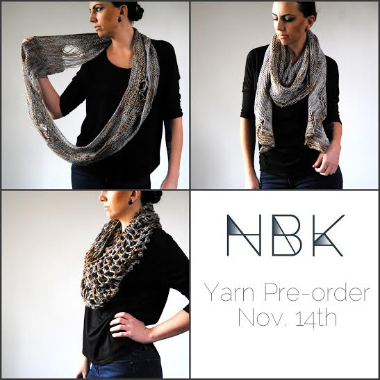 A Playful Day is proud to be sponsored by NorthBound Knitting, Sensuous Yarn: Modern designs. Log on to Norhboundknitting.com onNovember 14th 2014 to preorder your yarn for Lisa's latest 3 new designs. Please click on the banner above for more information