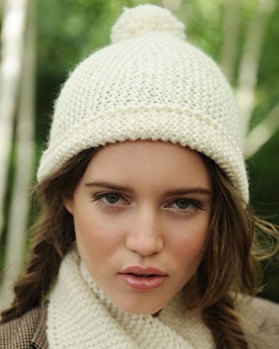 Adie hat  by Kari-Helene