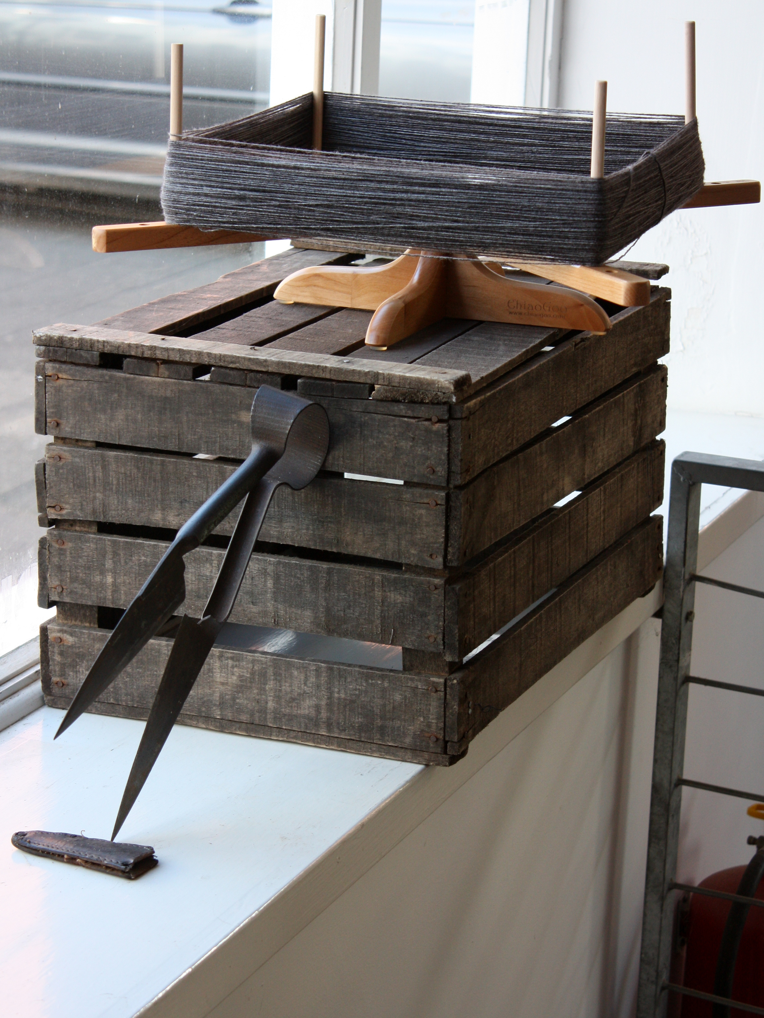 Sheers and swift on display at YAK