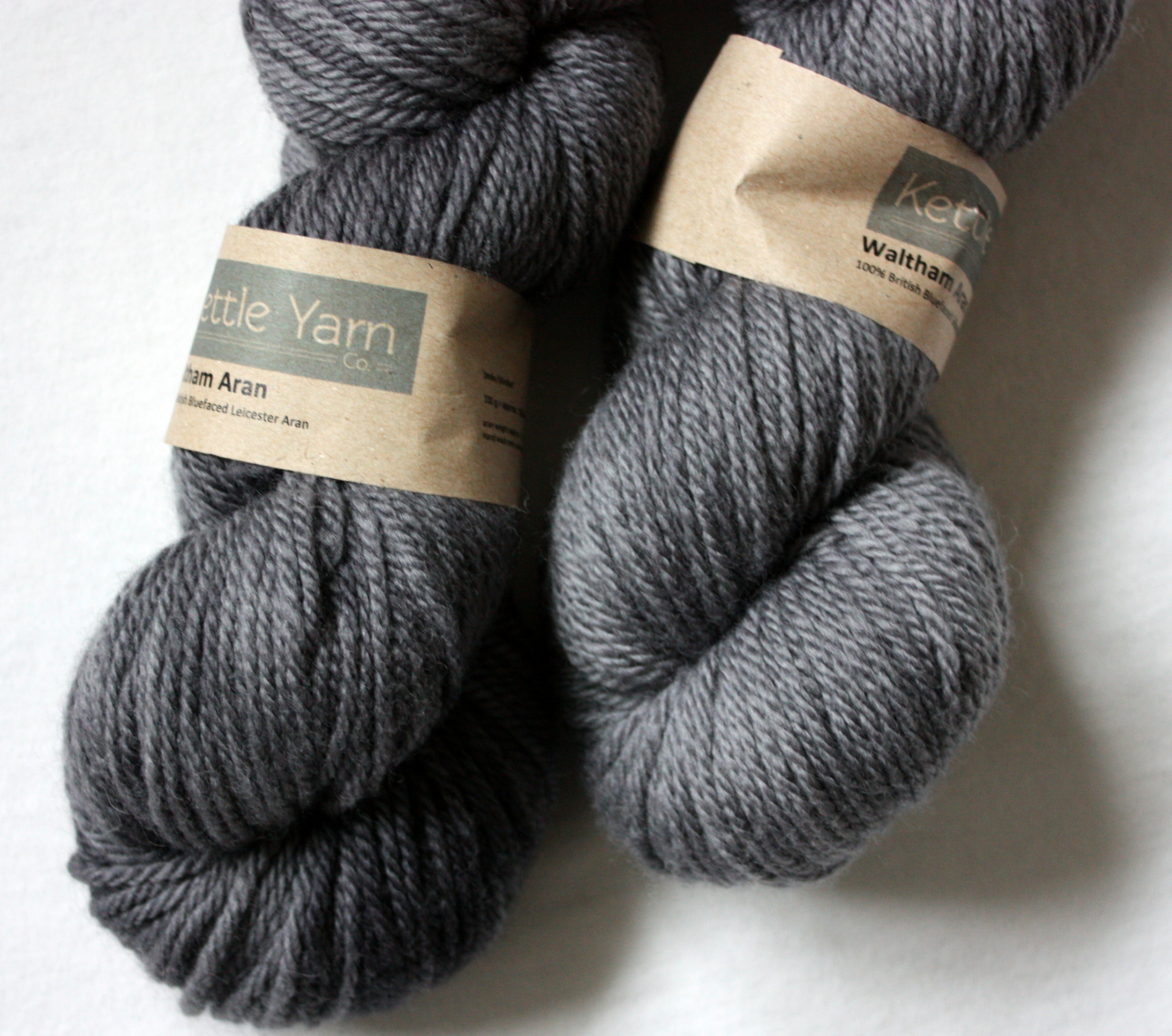 Kettle Yarn Co Waltham Aran