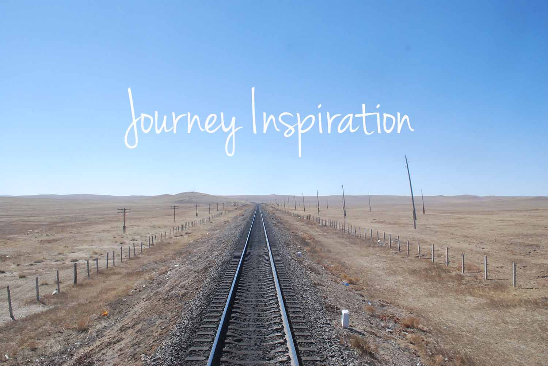 Journey inspiration