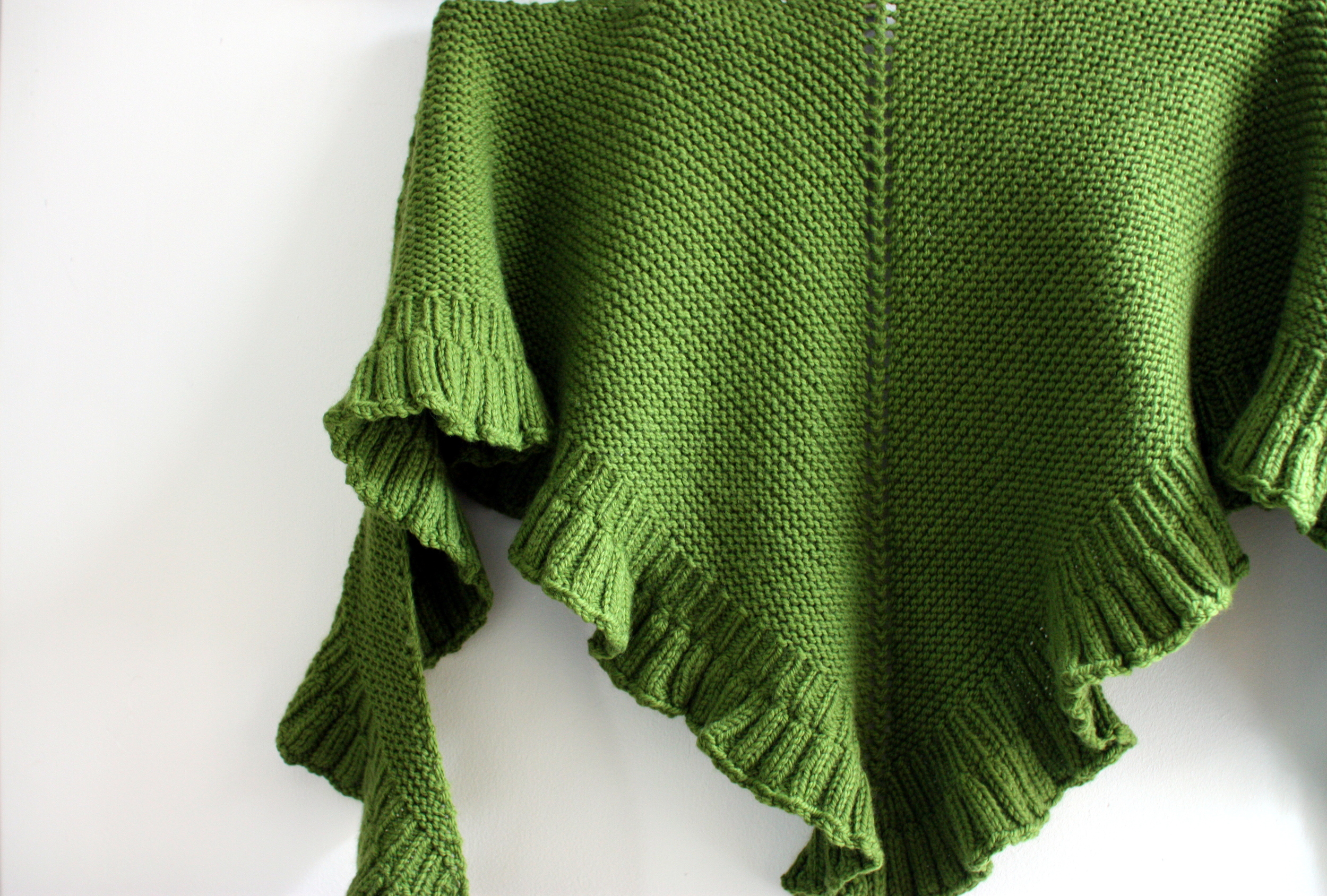 A Playful Day's Mara Shawl