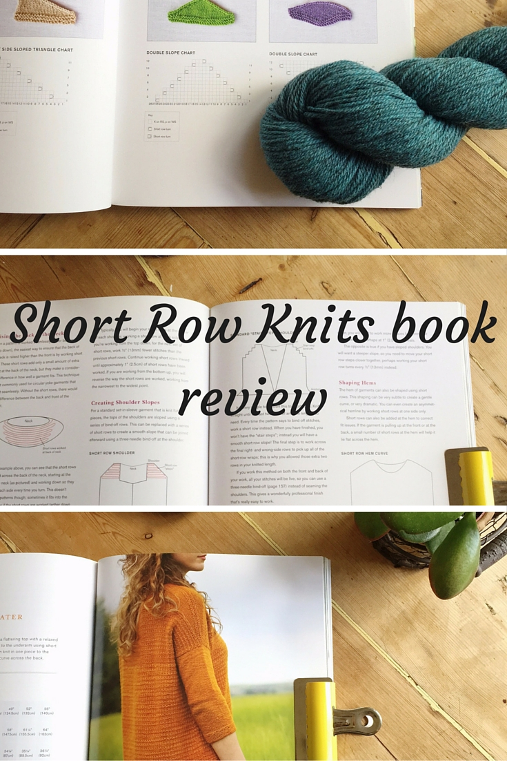 Pin me for later- Short Row Knits Blog Tour via A Playful Day