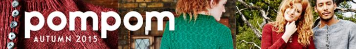 Pom pom Quarterly sponsorship banner