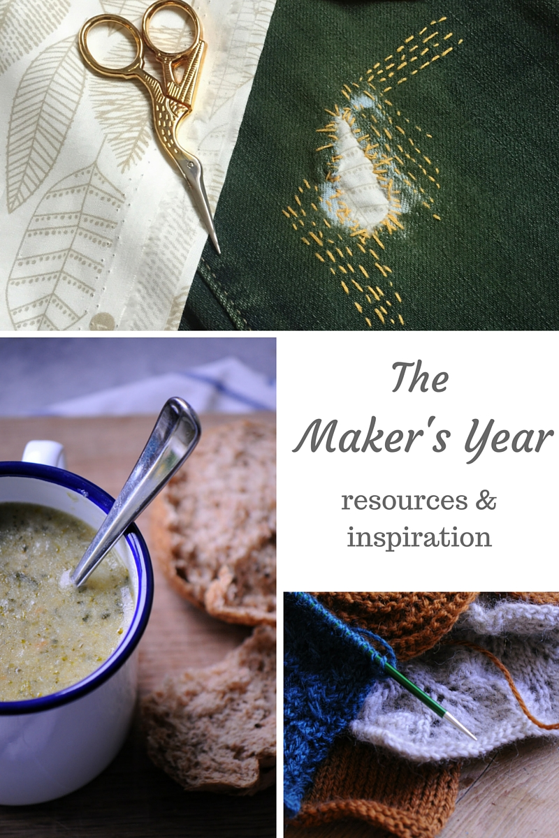 The Maker's Year Resources
