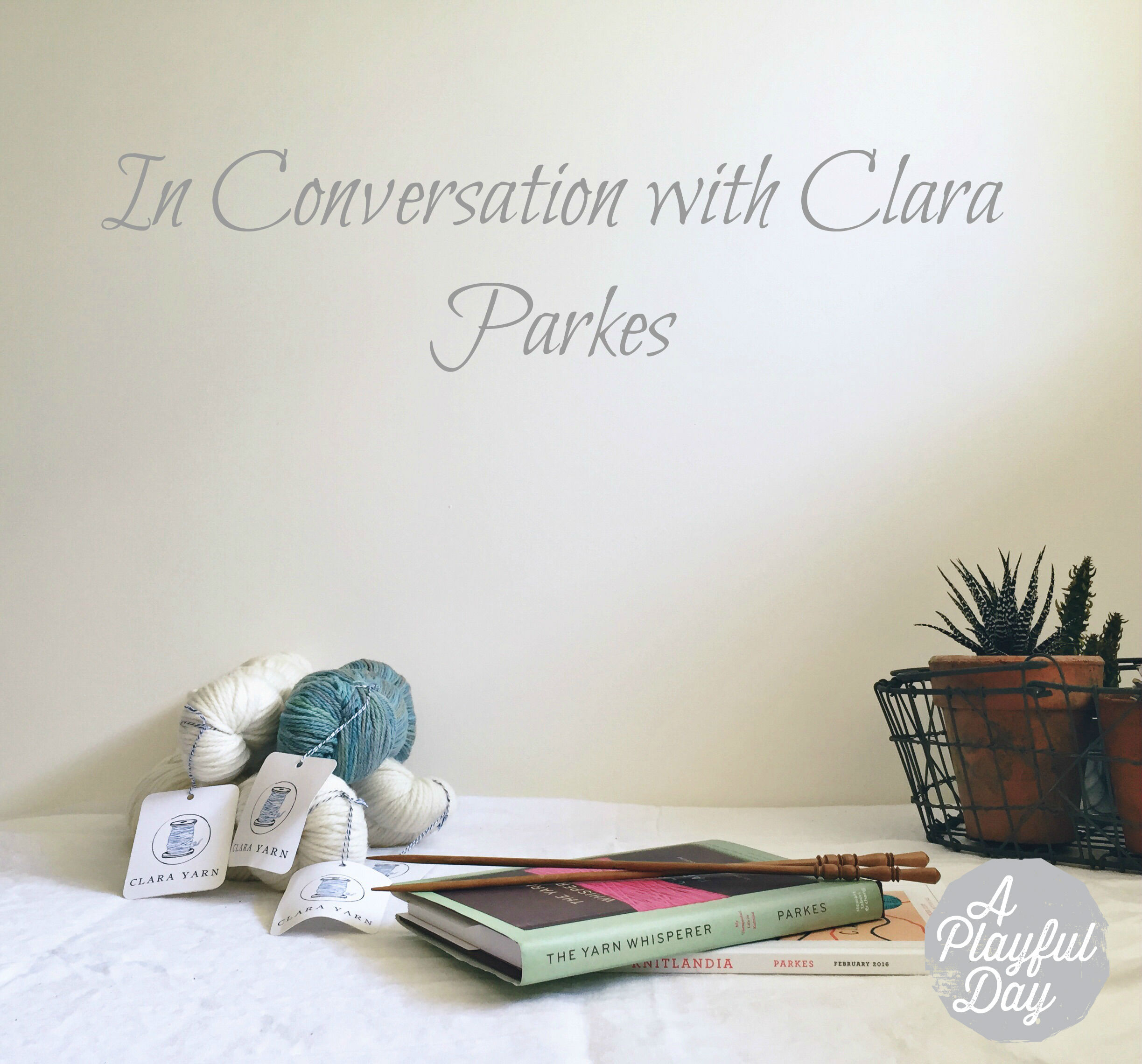 The APD Podcast, Season 2: In Conversation with Clara Parkes