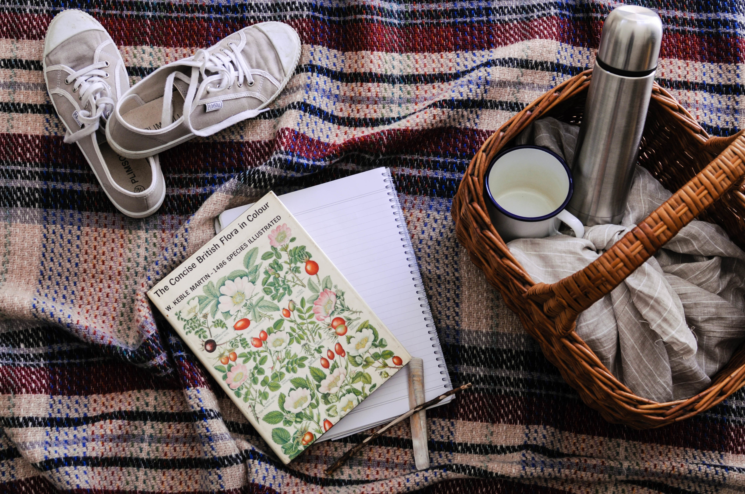 Stitch+Forage, for mindful Summer living