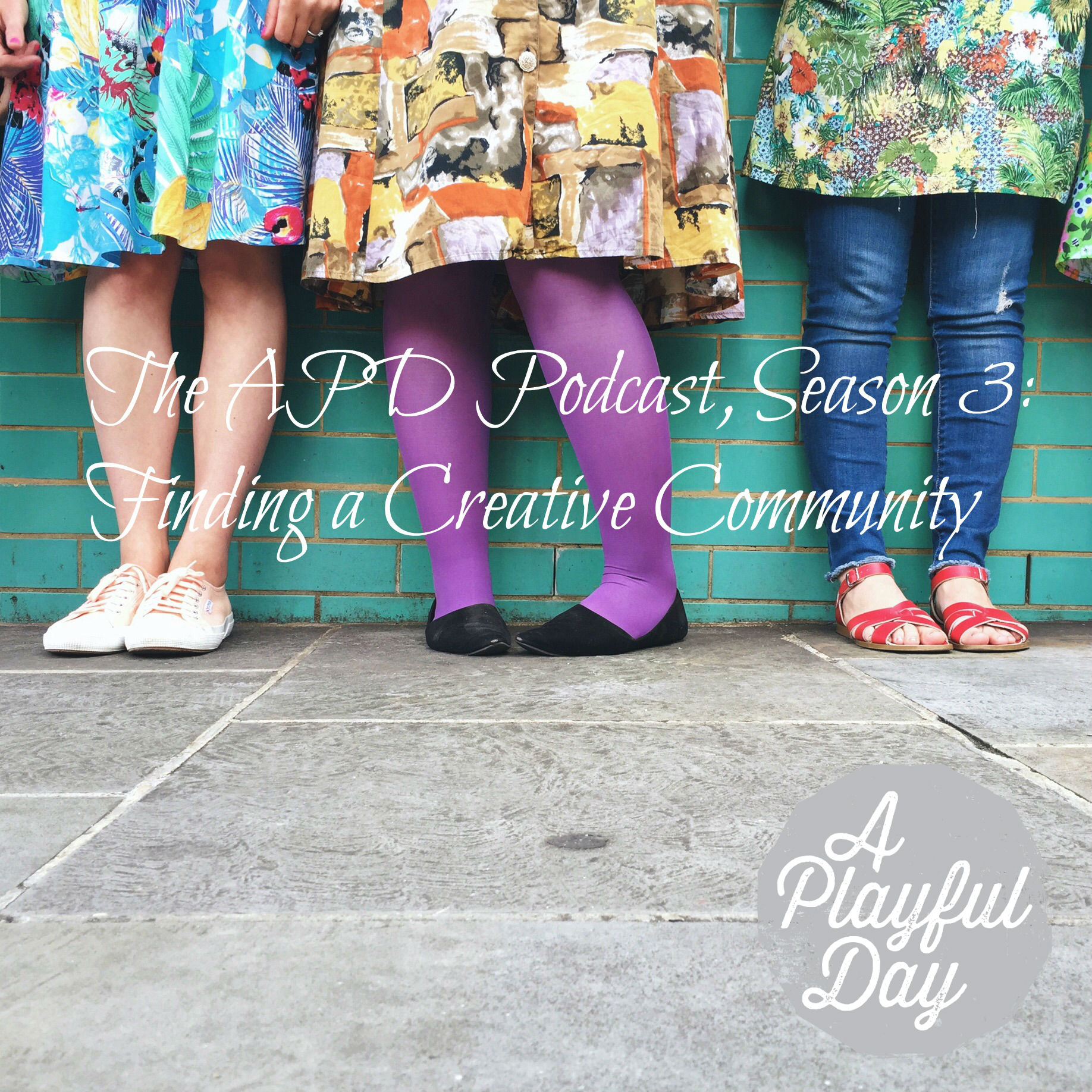 The APD Podcast, Season 3: Finding a Creative Community