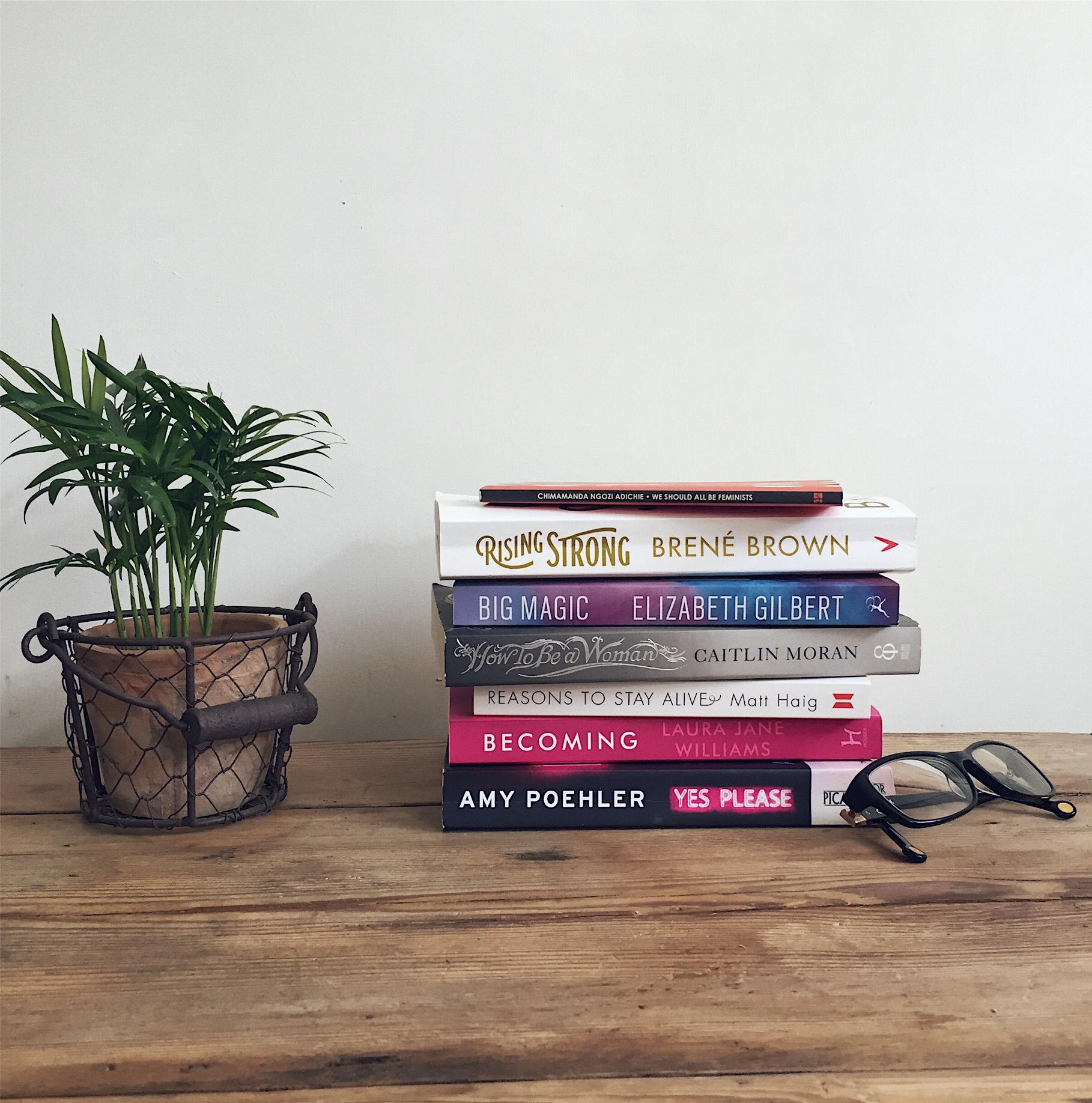 Self Help Book List