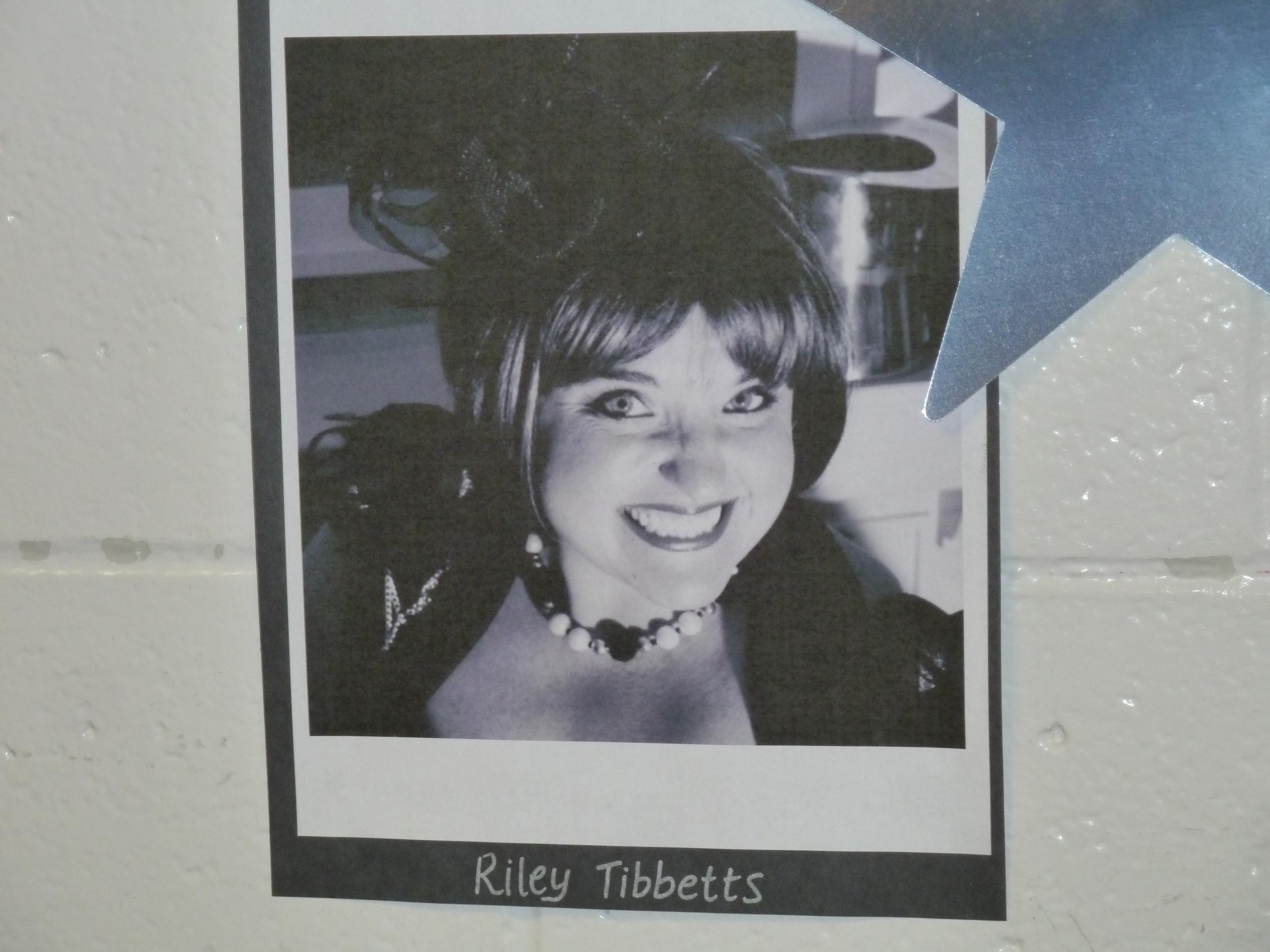 Riley Tibbetts