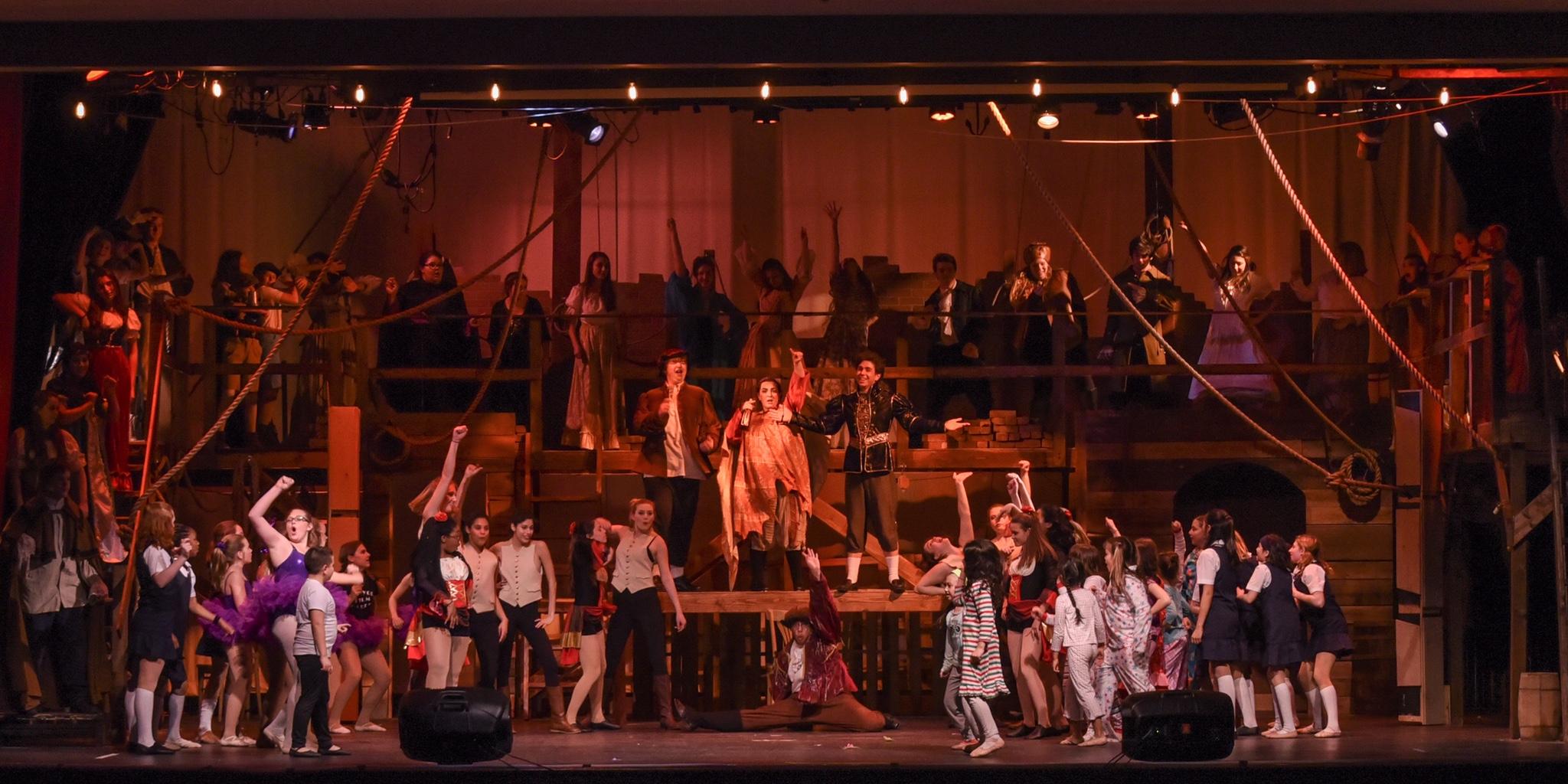 Serena Seacat Best of Broadway East Hampton High School