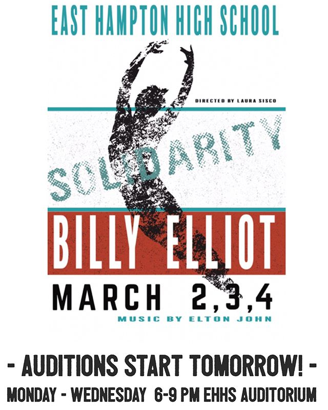 We hope you're ready for another amazing ride with EHHS Theatre! We can't wait to see the talent you bring to auditions this week! Scroll to see more info and helpful hints prior to auditions! See you there! 🥊 (ran out of tags - share with your friends!)