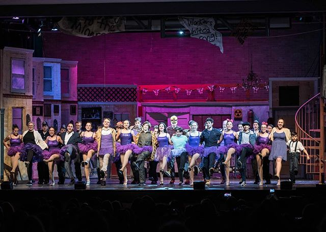 Congratulations to EHHS' cast of Billy Elliot for a great Opening Night! Join us tonight at 7 or tomorrow at 3 for our final two performances! 📸: @suttonlynch