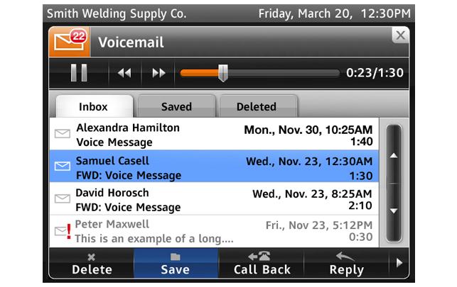 IP655 - Virtual Voicemail