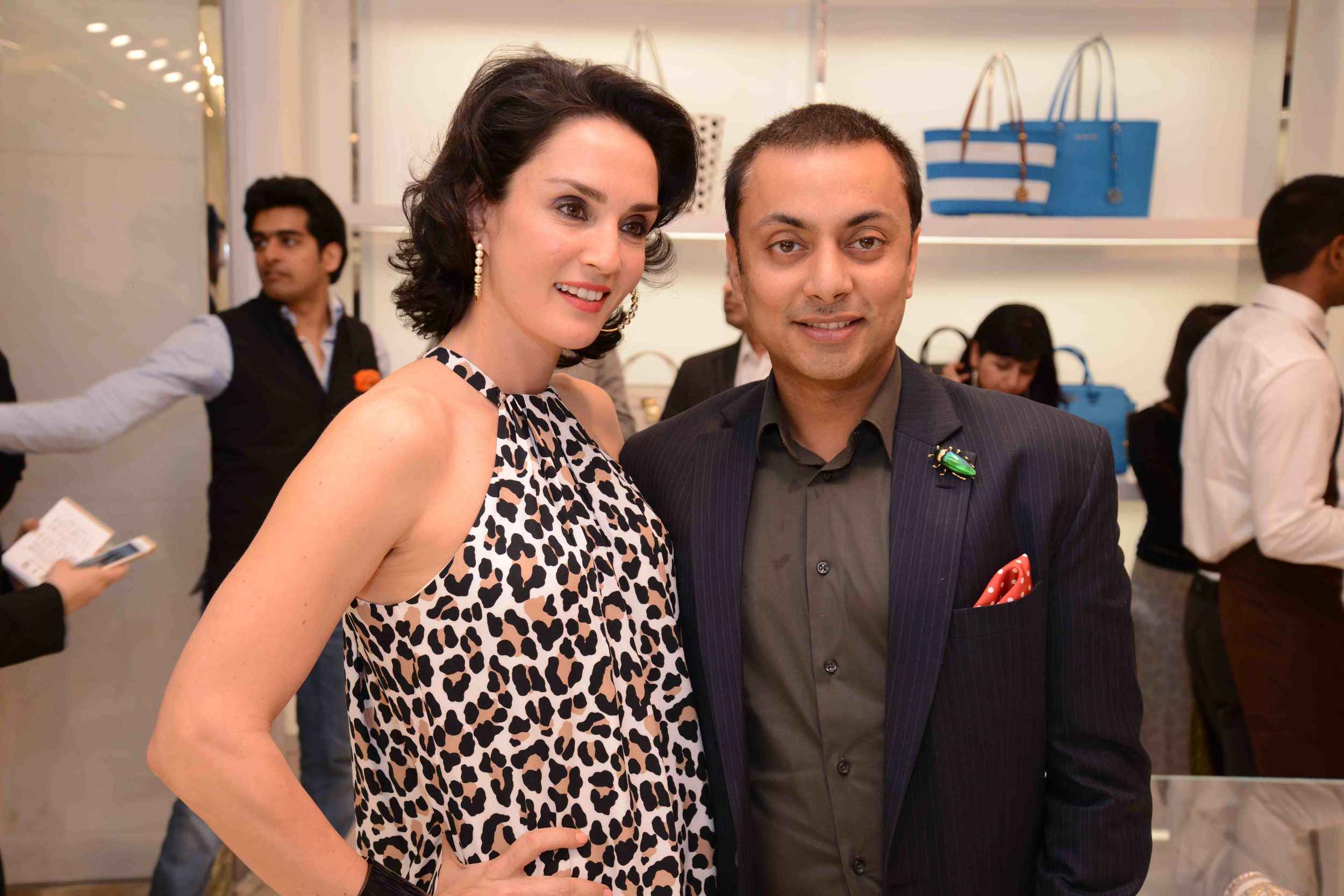 Sonya Jehan and Vikram Baidyanath