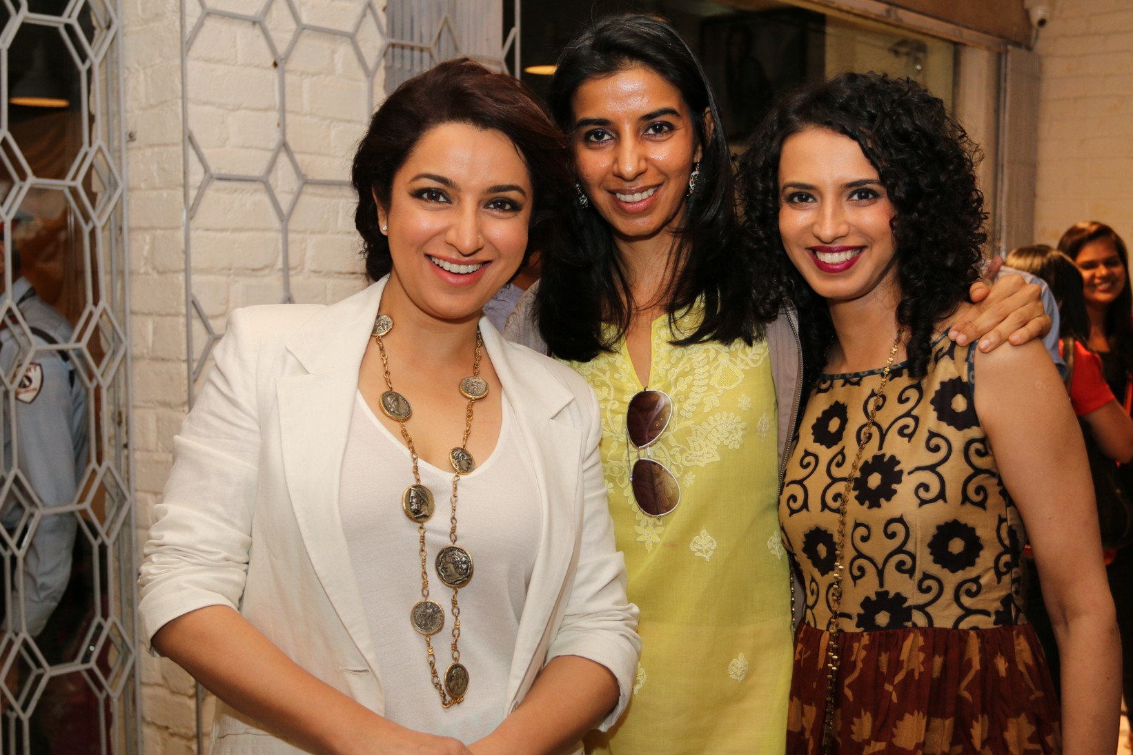 Tisca Chopra, Ekta Rajani and Arpana Badlani