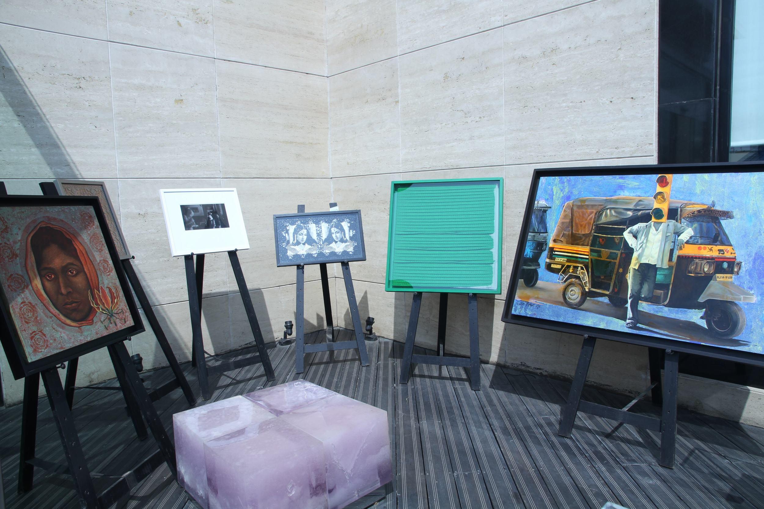 DLF Emporio - Women's Day - Art Displays by ArtSpeaks India.jpg