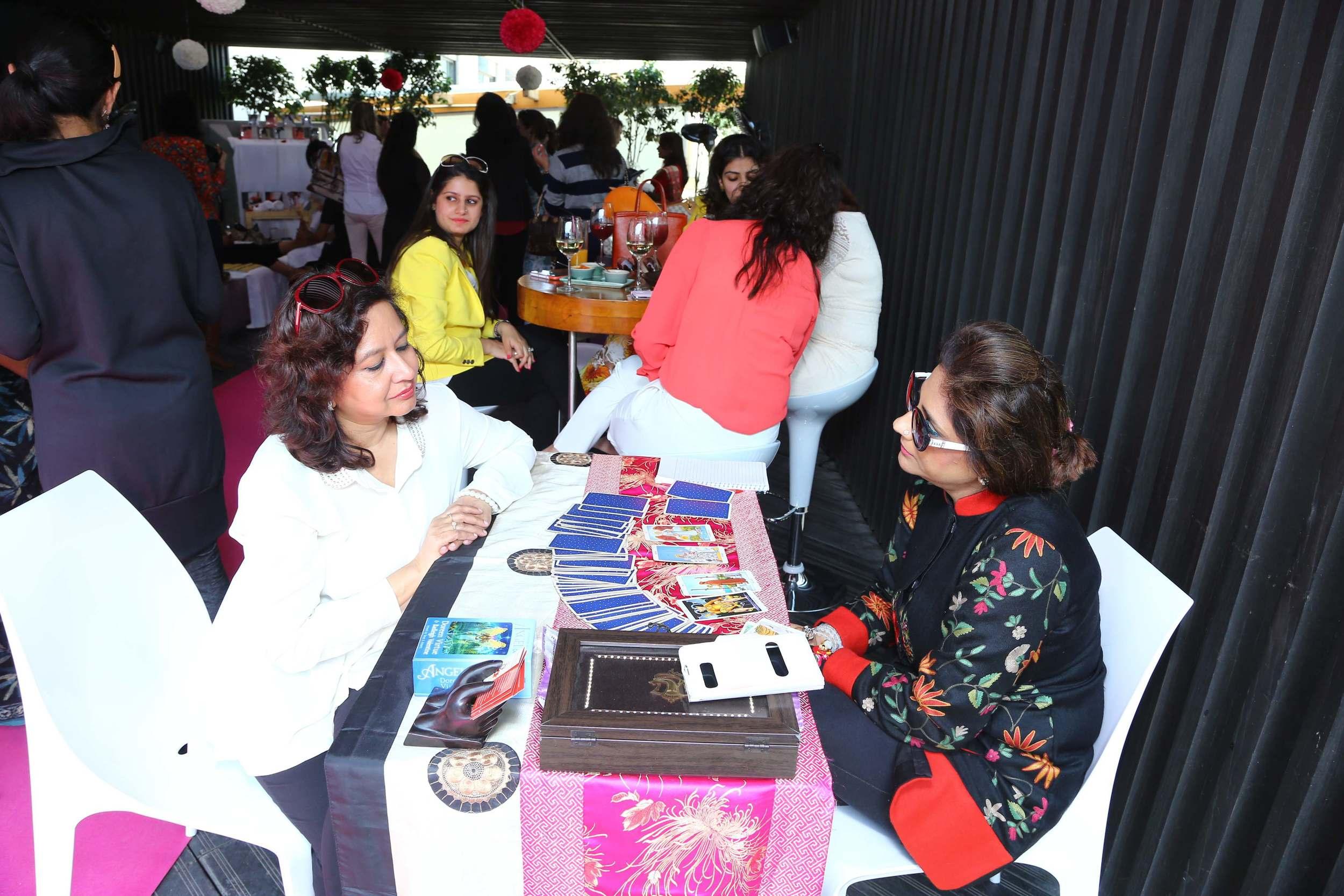 DLF Emporio - Women's Day - Tarot card sessions.jpg