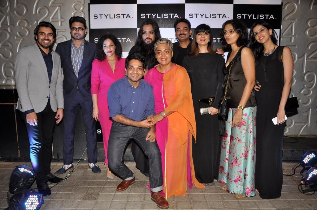 Shivan & Narresh, Masaba, Kallol Datta, Wendell Rodricks, Neeta Lulla, Priyadarshini Rao, Nishka Lulla, Nimish Shah, Anjana Sharma