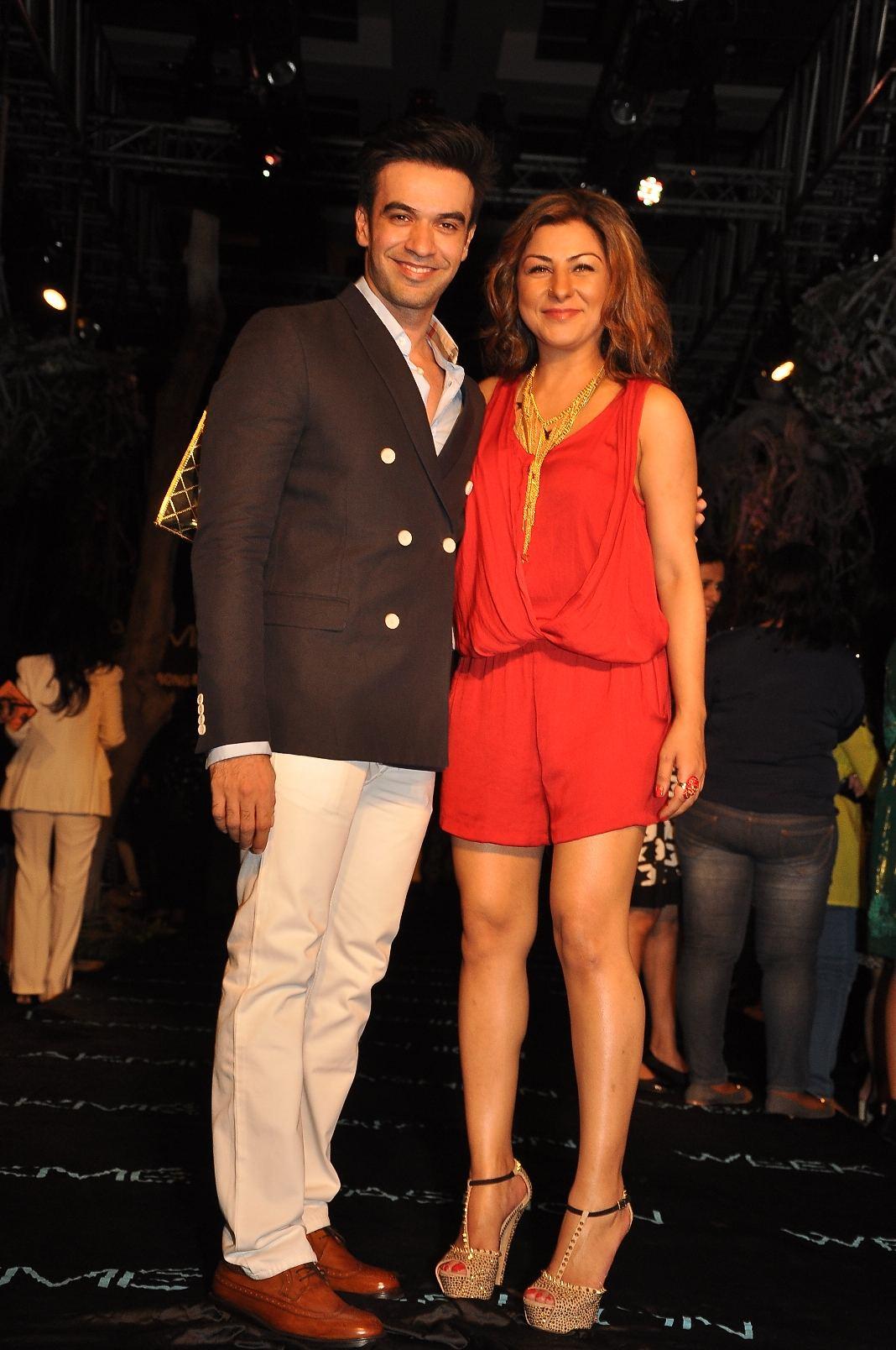 Puneet Malhotra and Hard Kaur