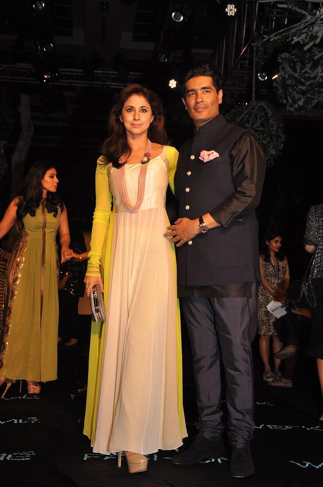 Urmila and Manish Malhotr